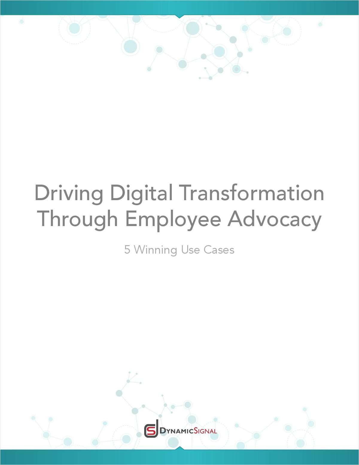 Driving Digital Transformation Through Employee Advocacy