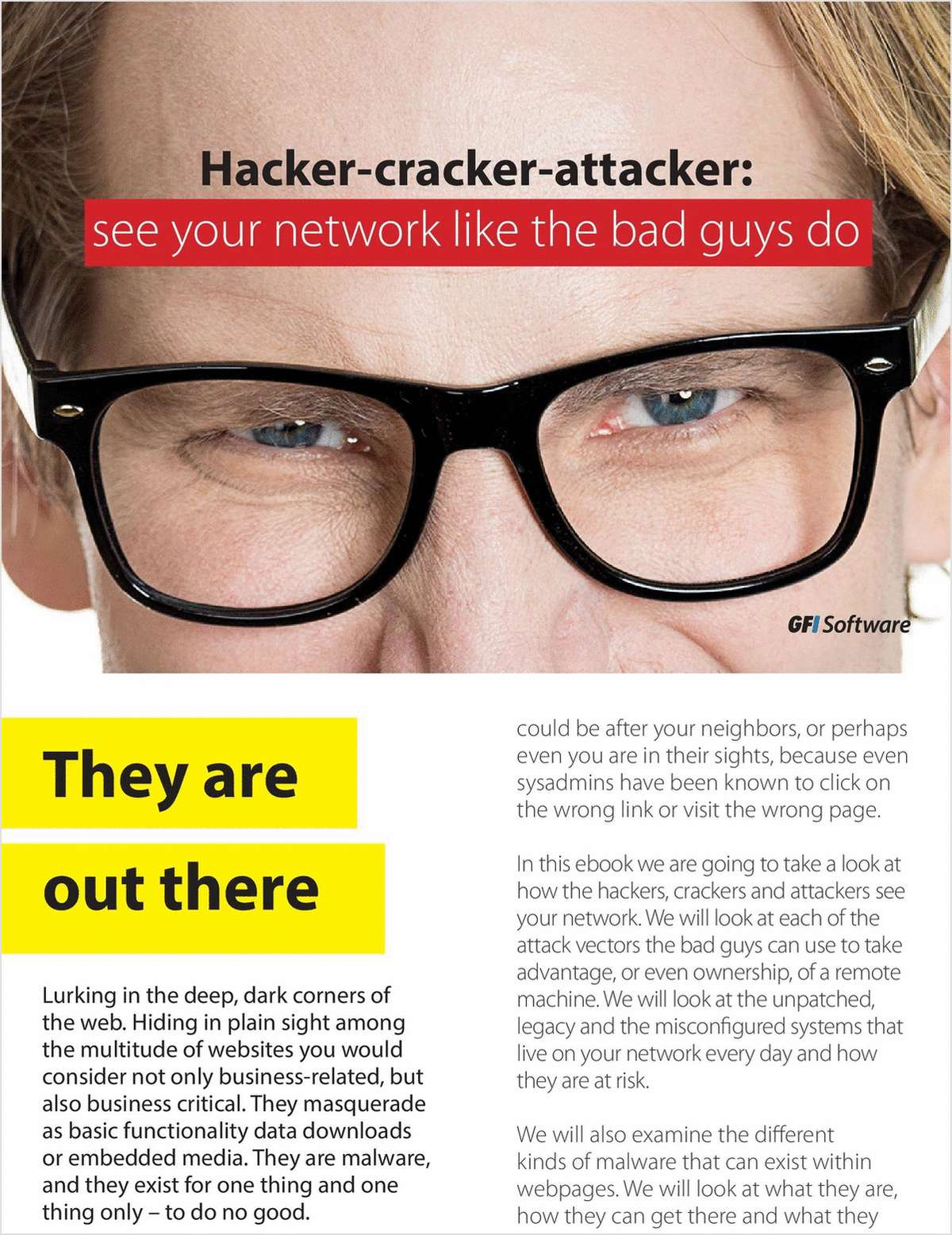 Hacker-Cracker-Attacker: See Your Network Like the Bad Guys Do