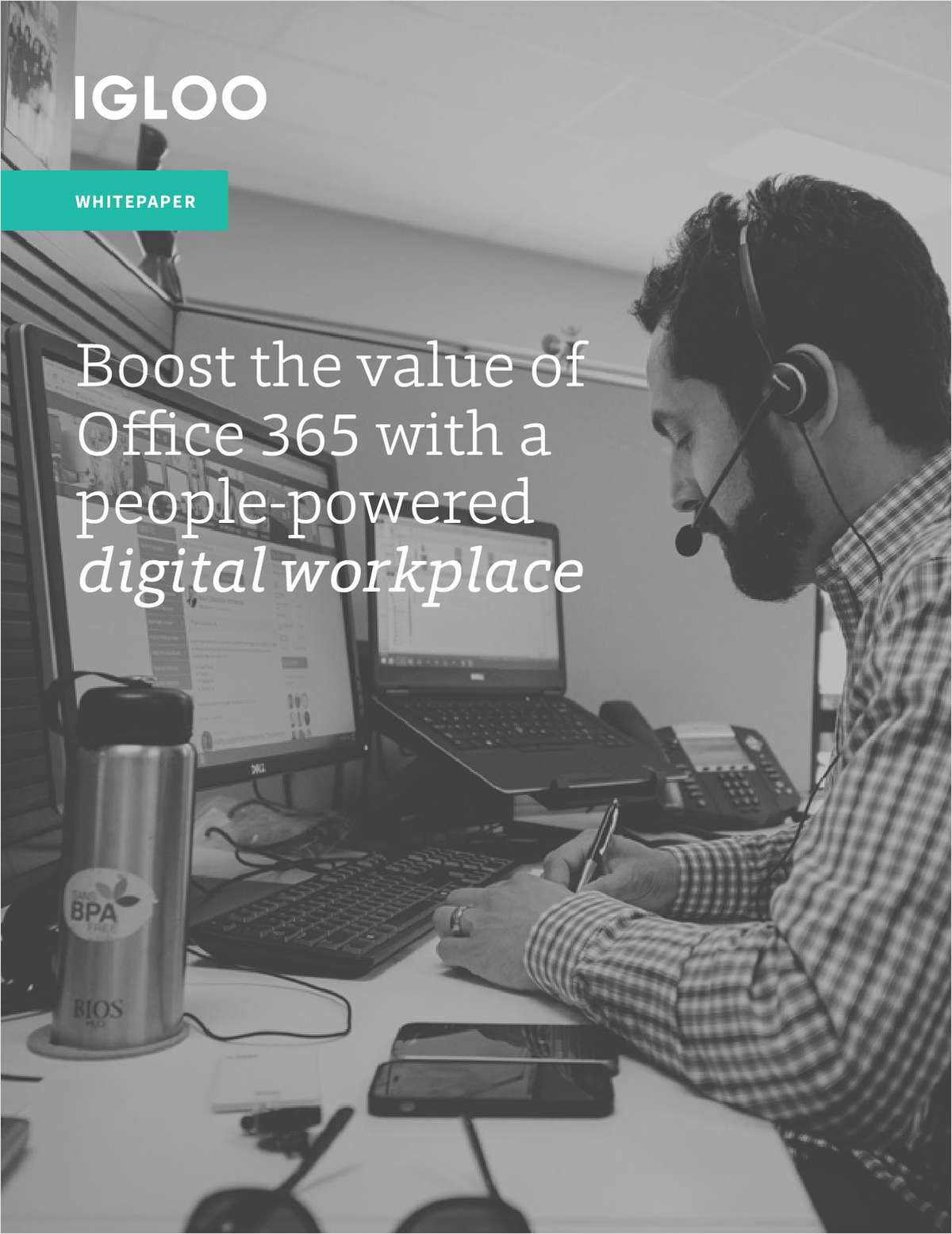 Boost the Value of Office 365 with a People-Powered Digital Workplace