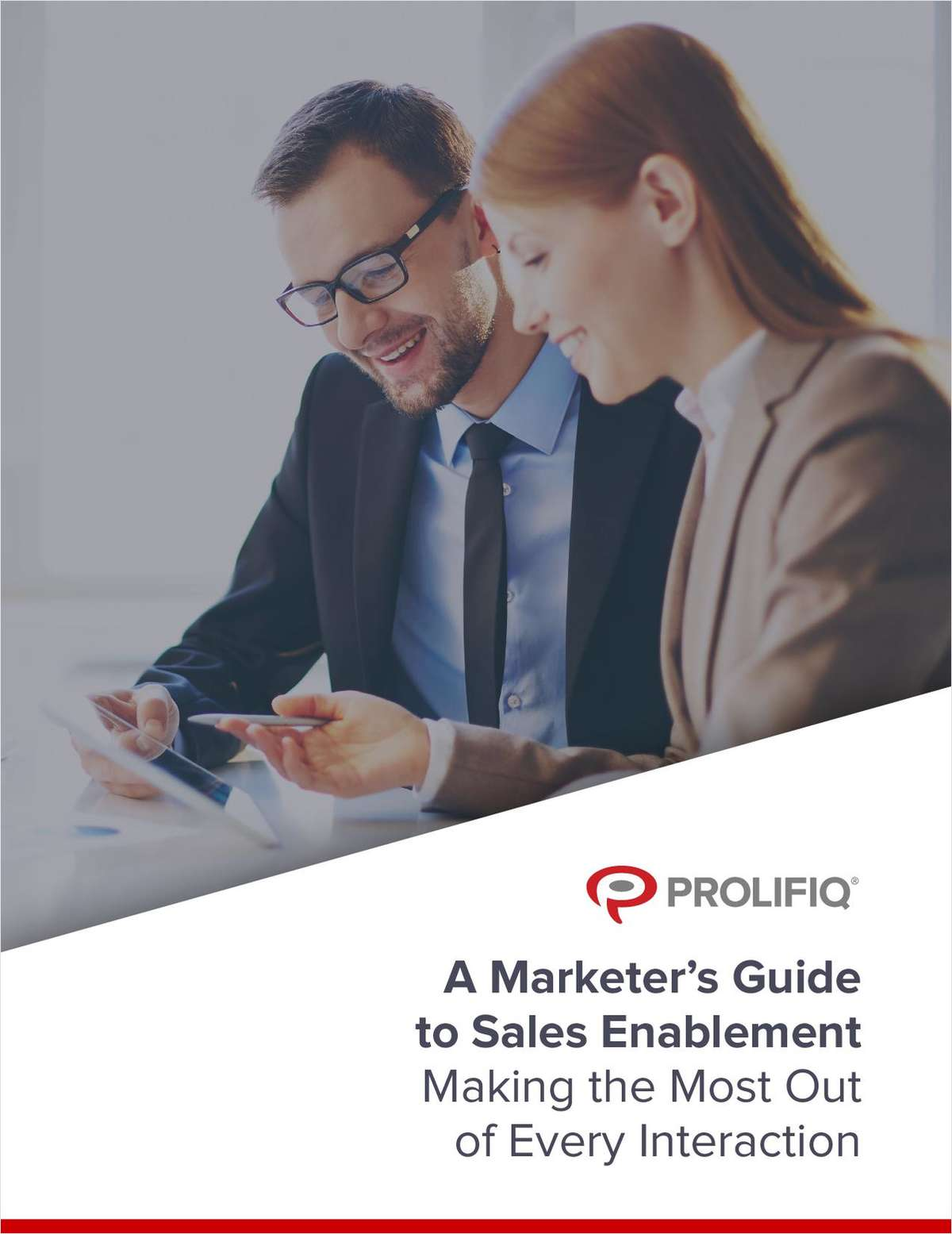 Marketer's Guide to Sales Enablement: Capitalize on Interactions