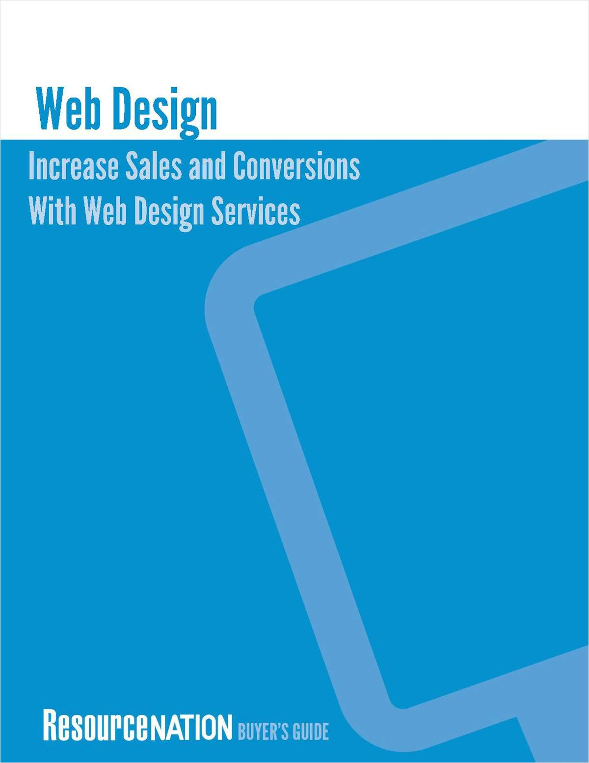 Increase Sales and Conversions With a Well-designed Web Site
