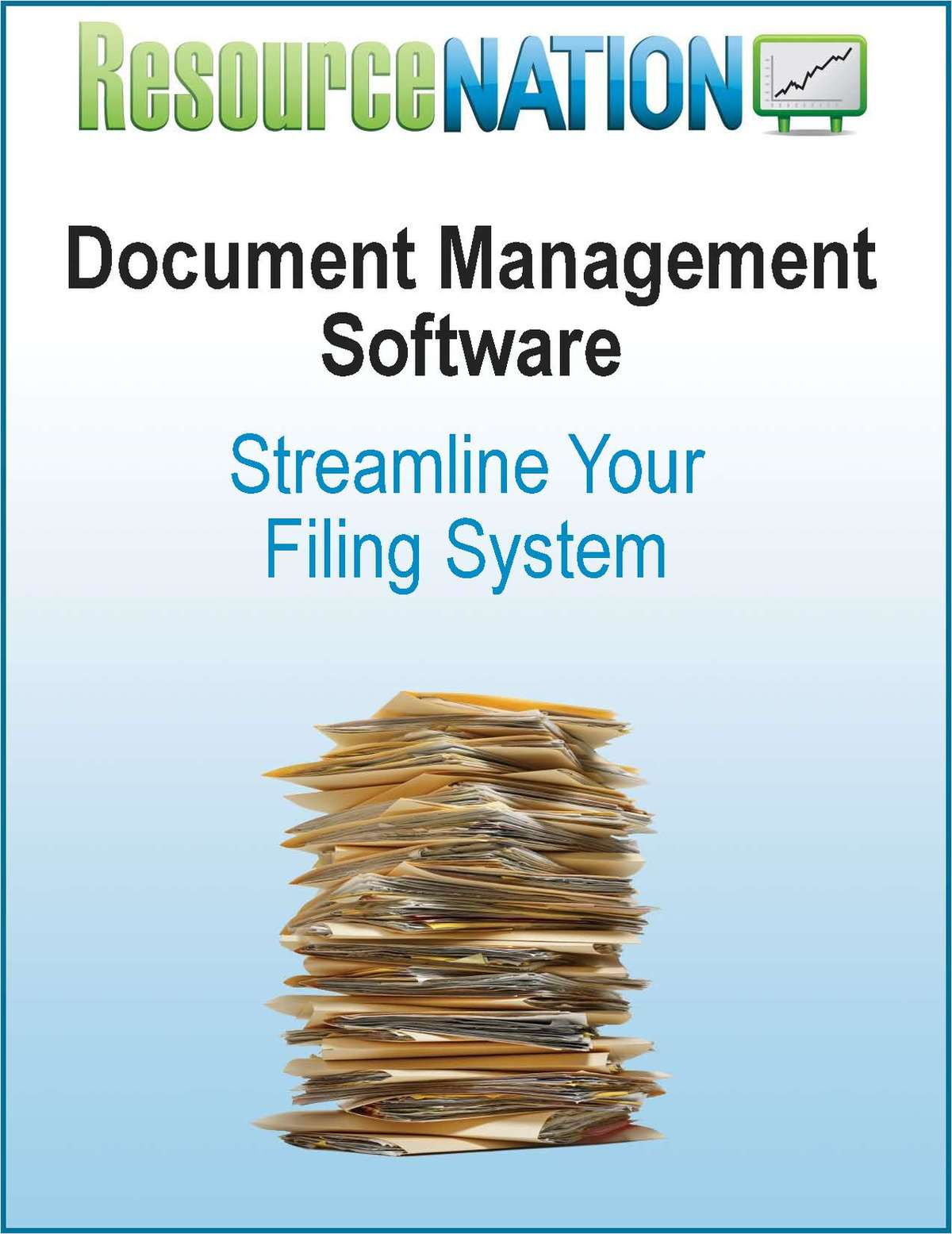 Organize Your Files with Document Management Software