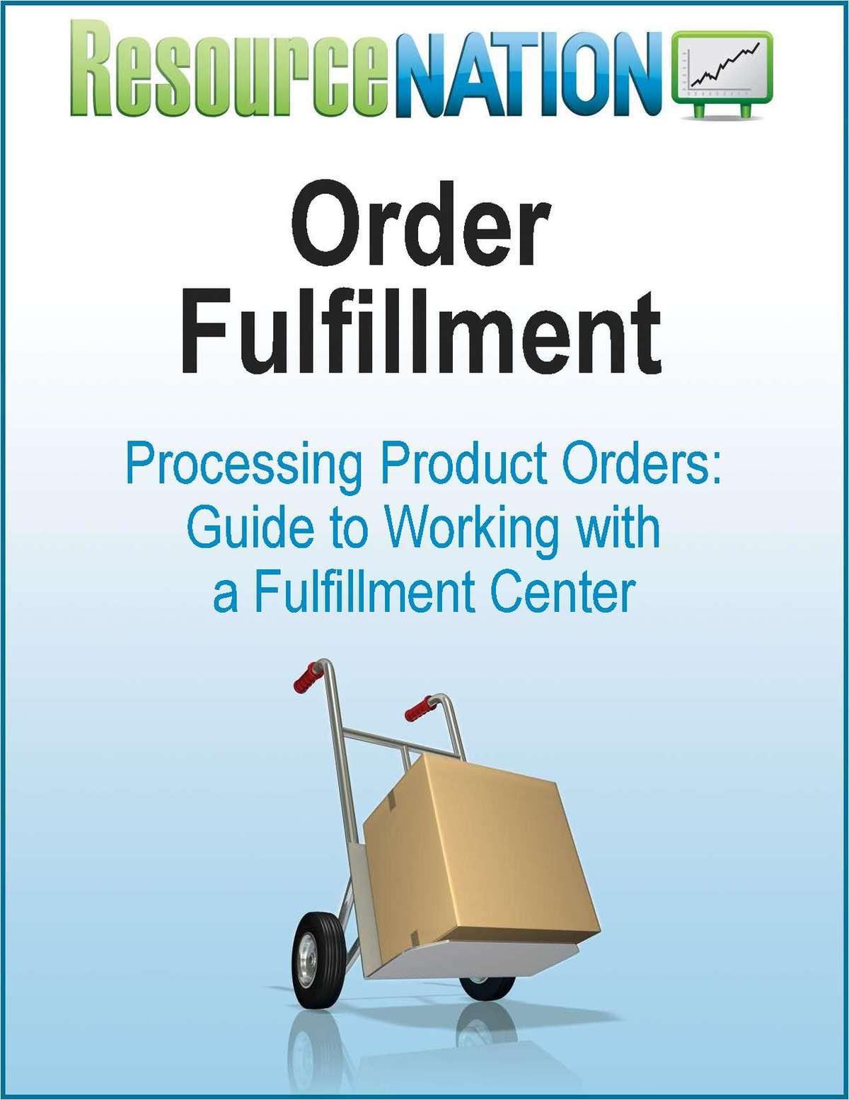Ship Your Products without Hassles: Order Fulfillment