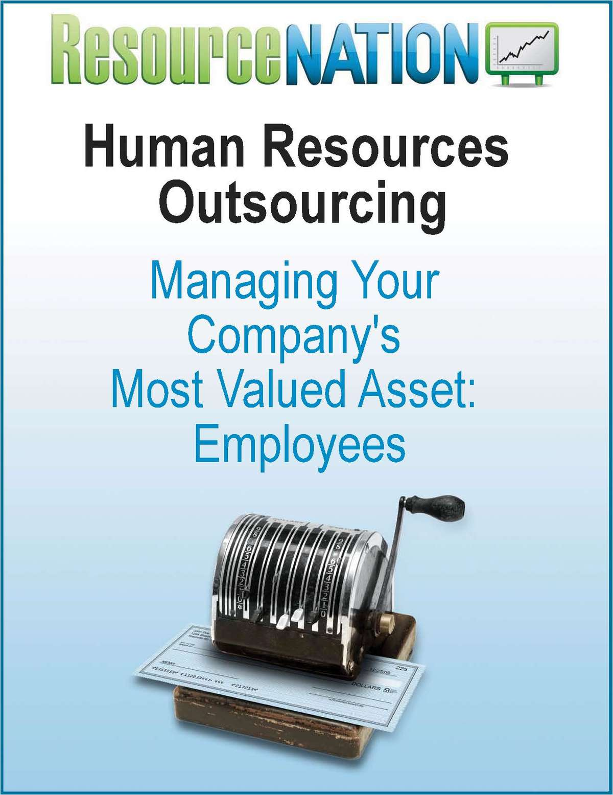 Benefits of Outsourcing Your Company's HR