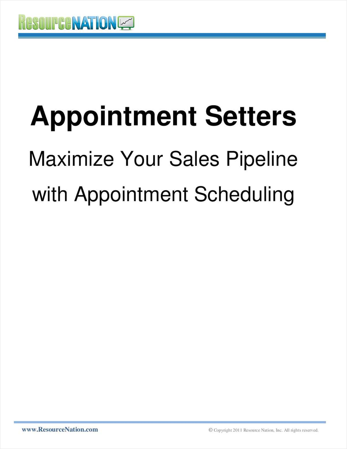 Maximize Your Sales Pipeline with an Appointment Scheduling Service