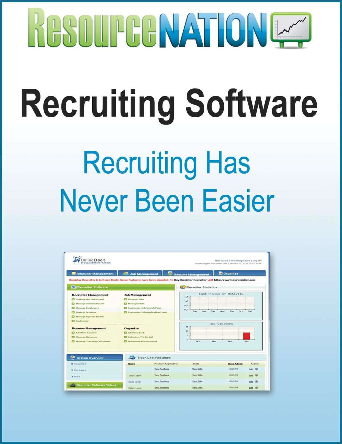 How to Improve the Speed & Quality of Talent Acquisition With a Robust Recruiting Software System