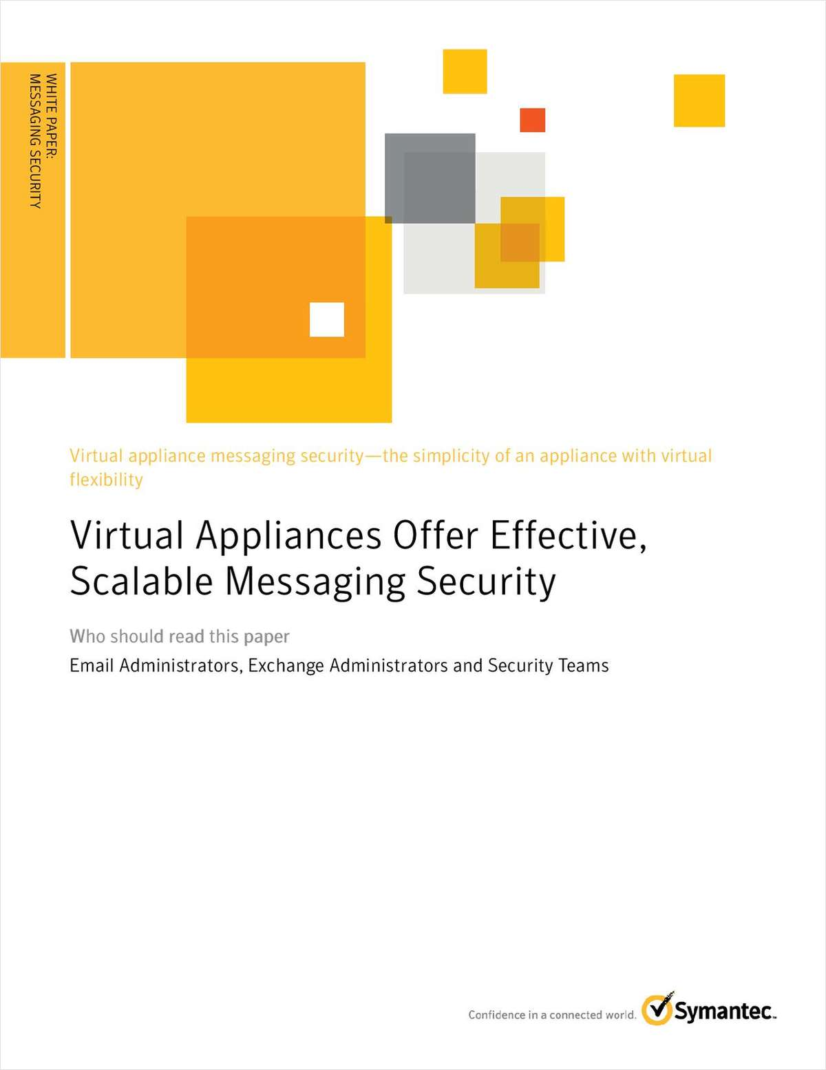 Virtual Appliances Offer Effective, Scalable Messaging Security
