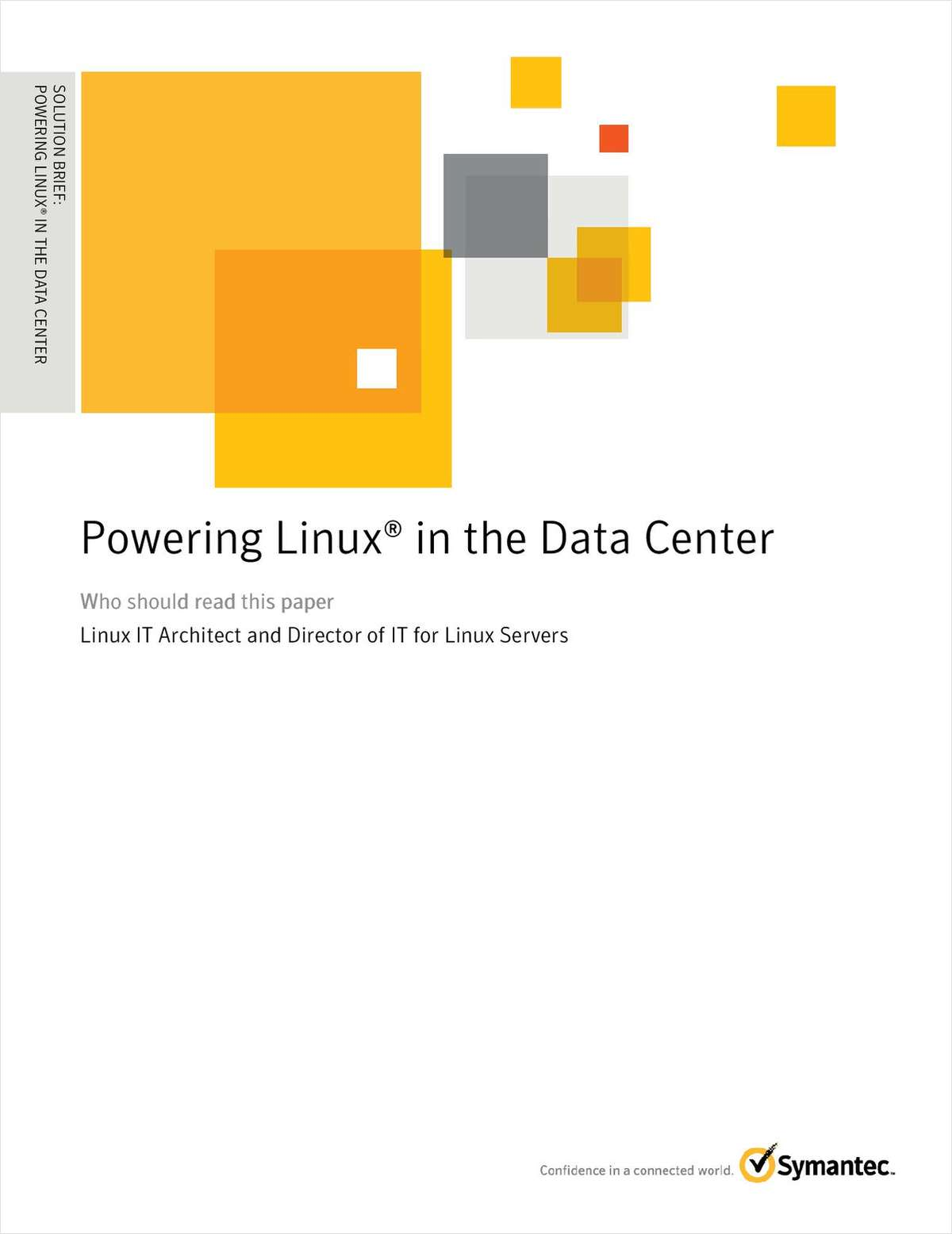 Powering Linux® in the Data Center