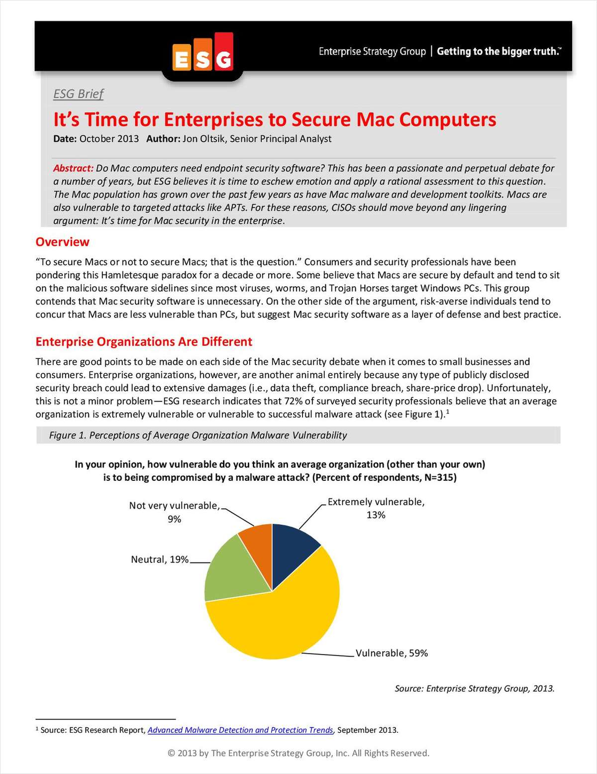 It's Time for Enterprises to Secure Mac Computers