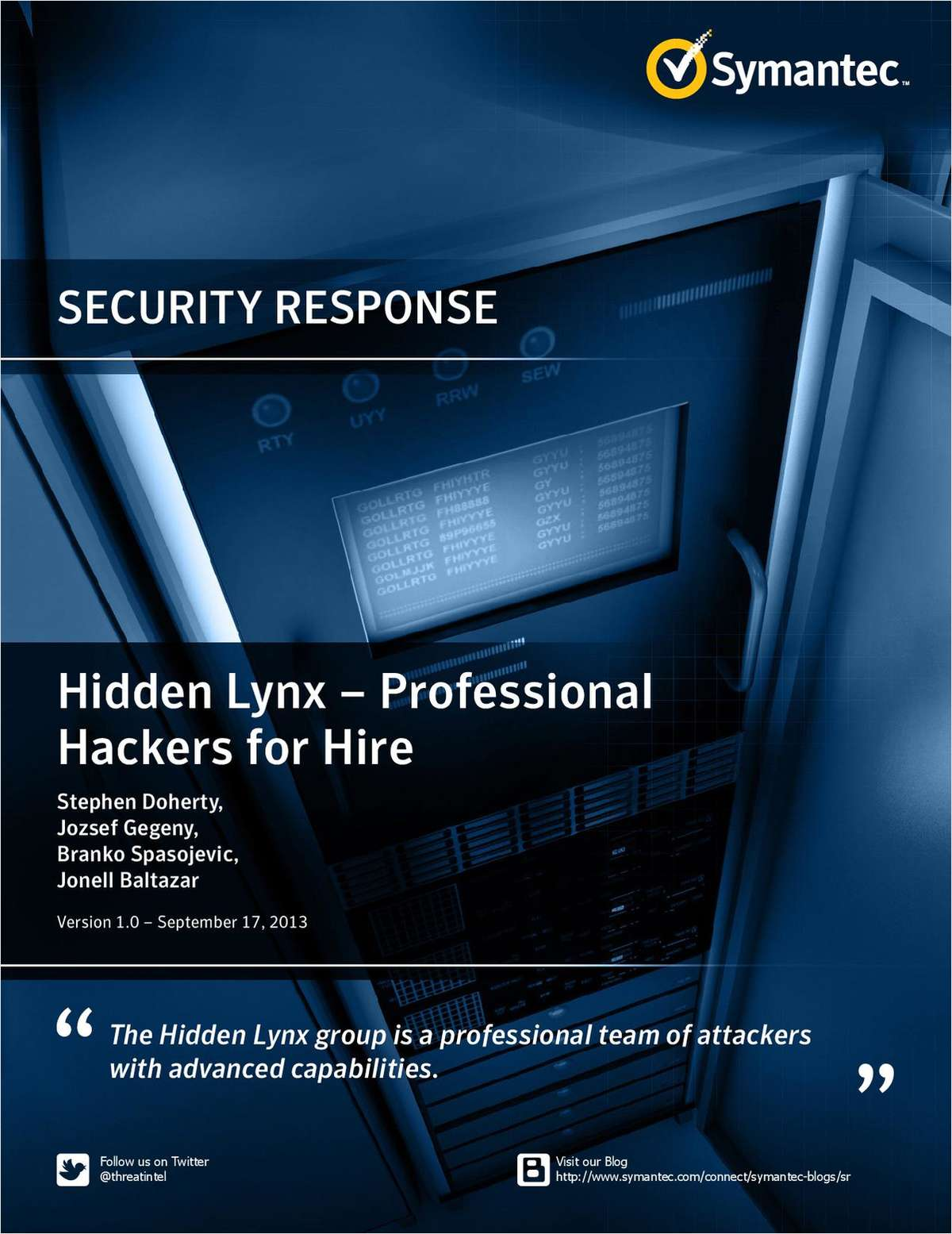 Hidden Lynx – Professional Hackers for Hire