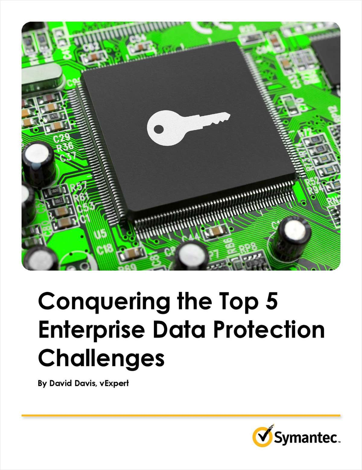 Conquering the Top 5 Enterprise Data Protection Challenges
