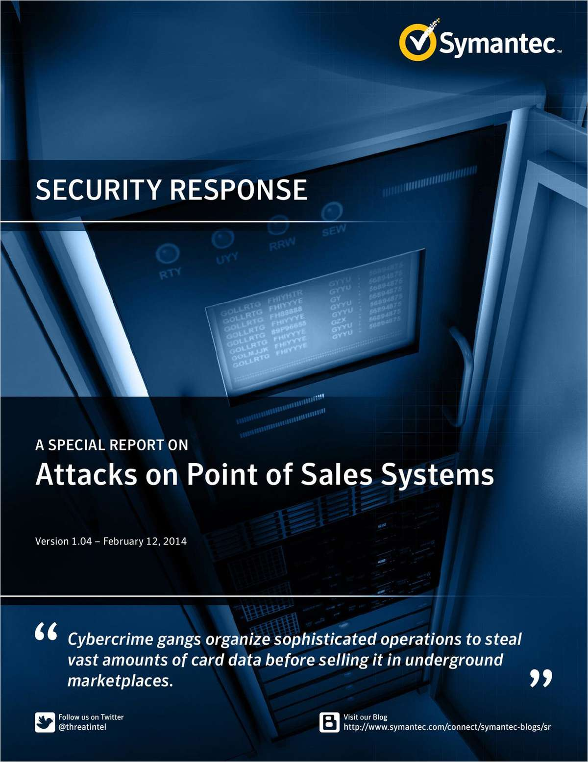 Attacks on Point of Sales Systems