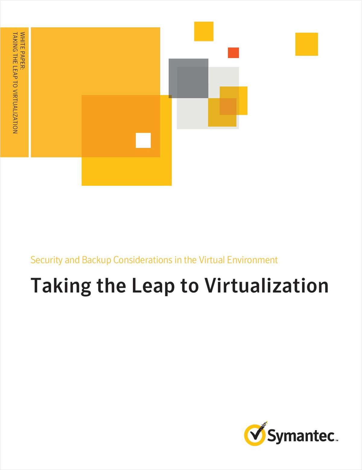 Taking the Leap to Virtualization