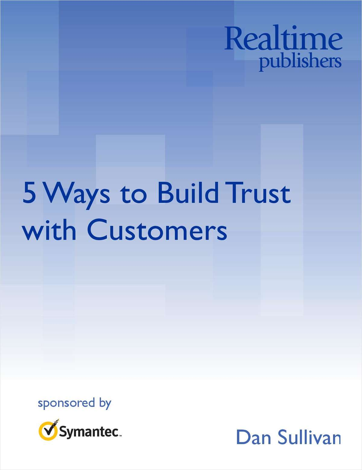 5 Ways to Build Trust with Customers