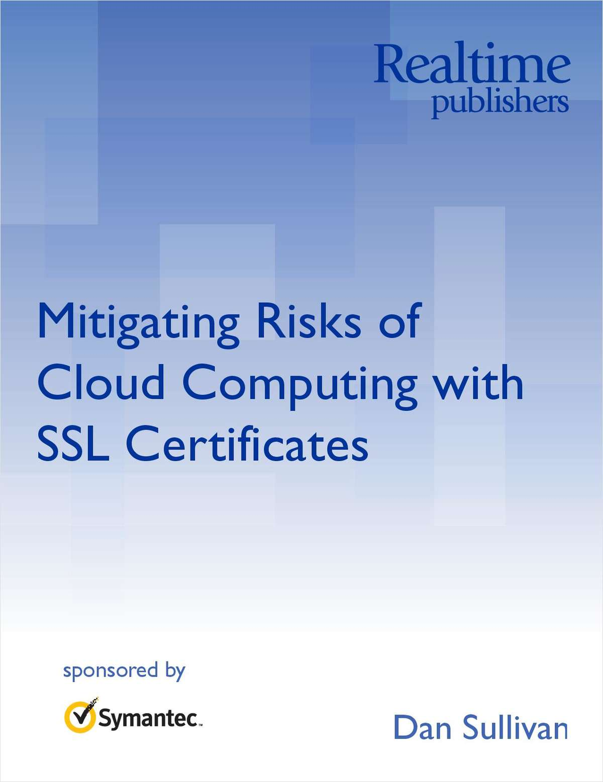 Mitigating Risks of Cloud Computing with SSL Certificates