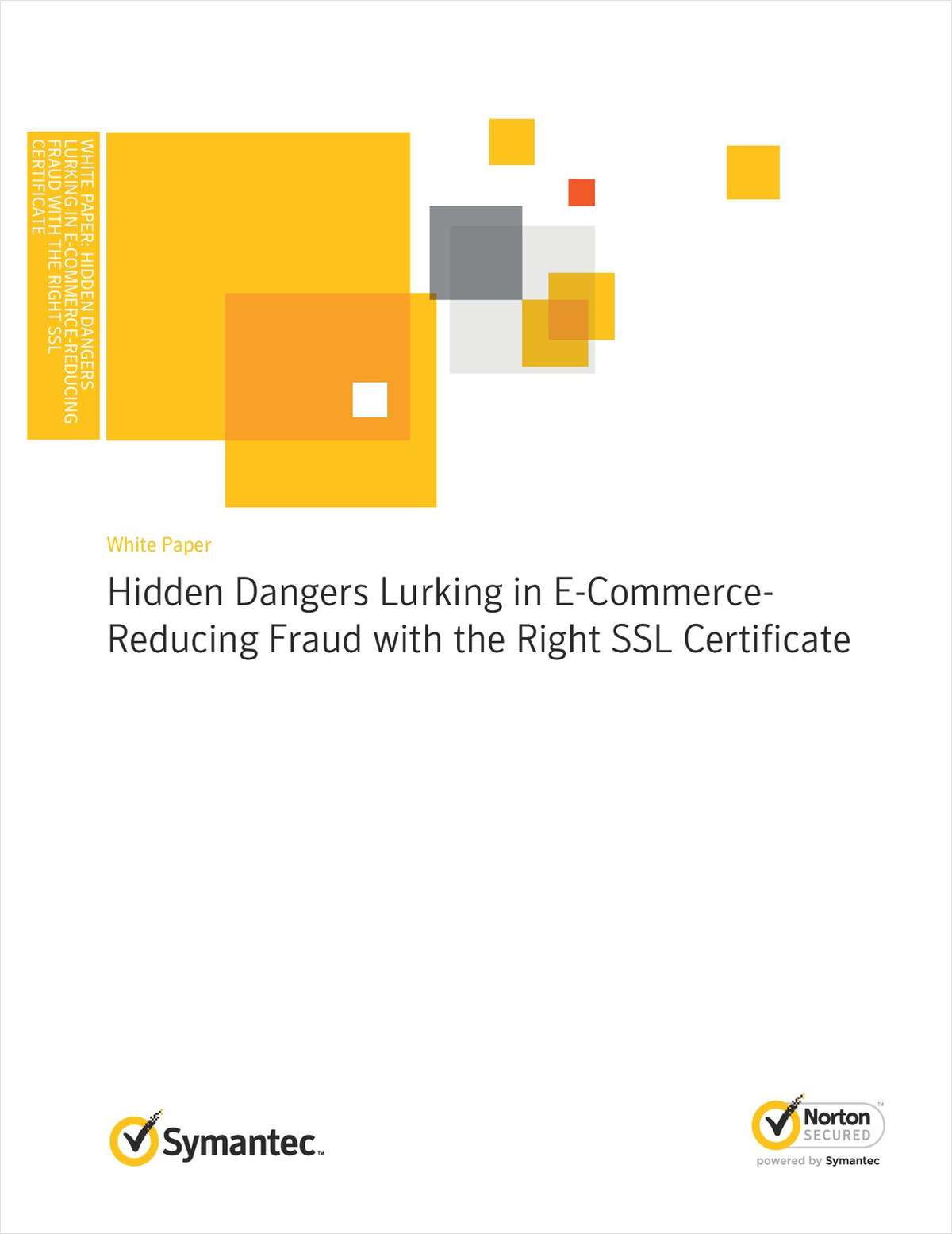 Hidden Dangers Lurking in E-Commerce - Reducing Fraud with the Right SSL Certificate
