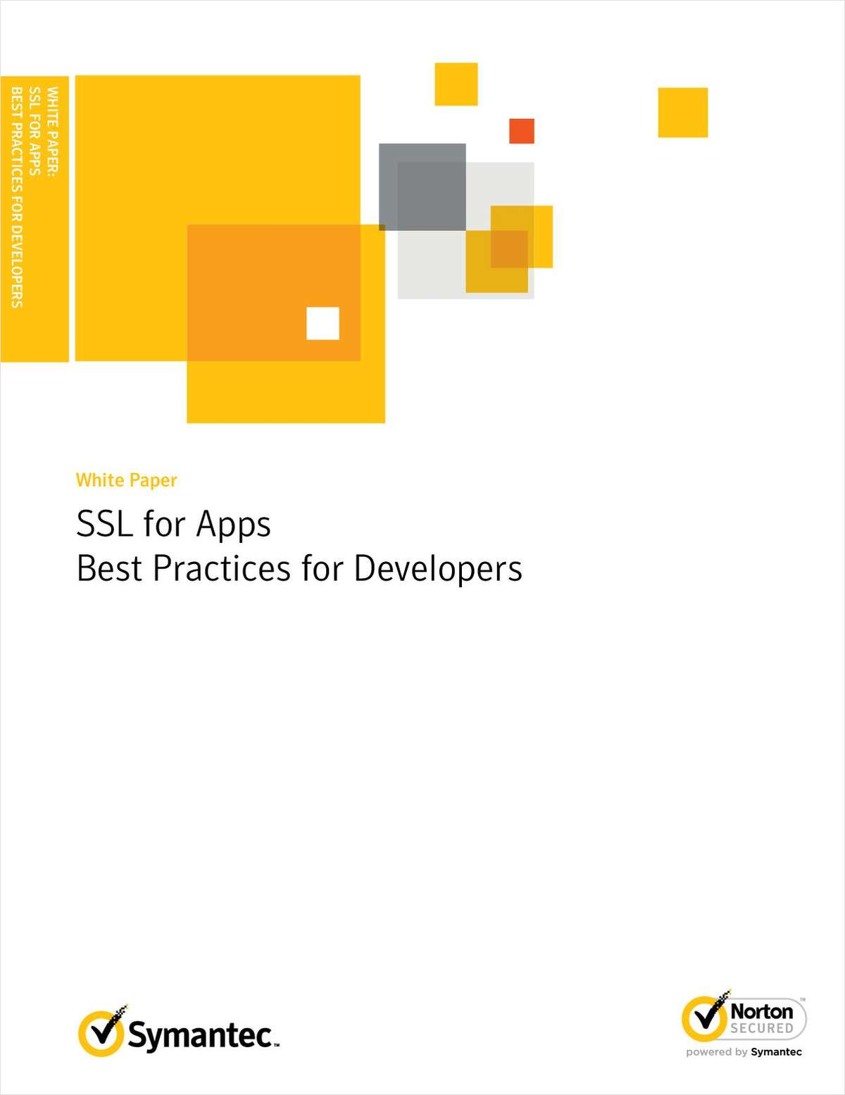 SSL for Apps Best Practices for Developers