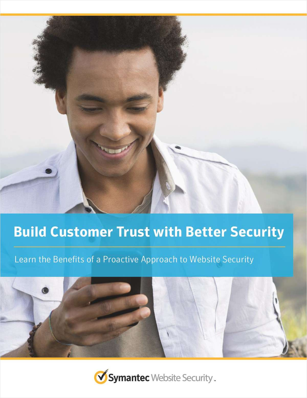 Build Customer Trust with Better Security