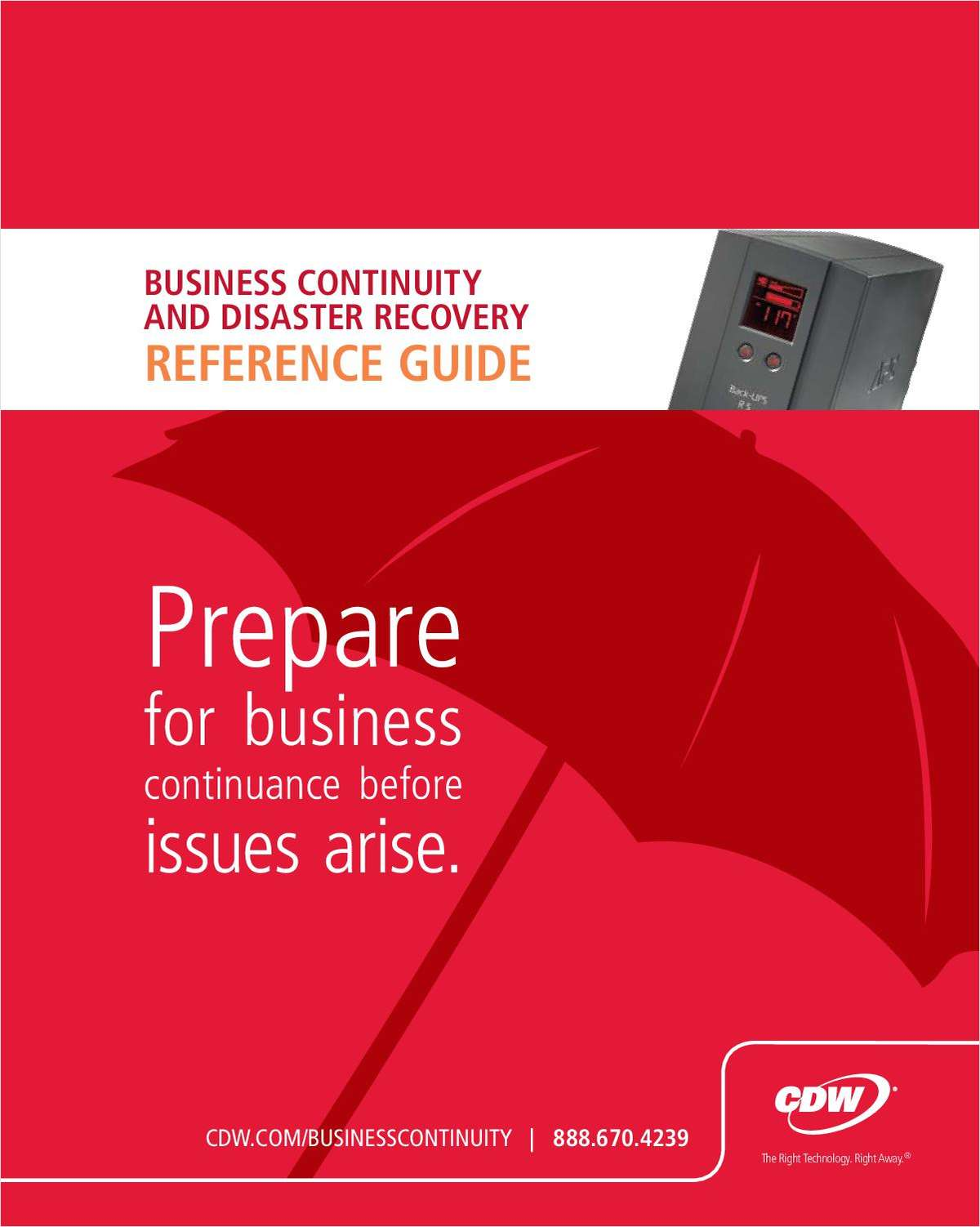 Business Continuity and Disaster Recovery Guide