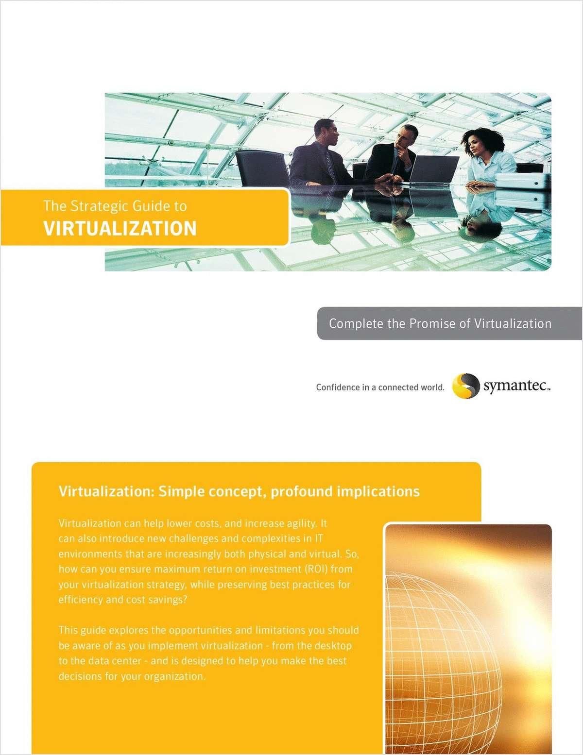 The Strategic Guide to Virtualization