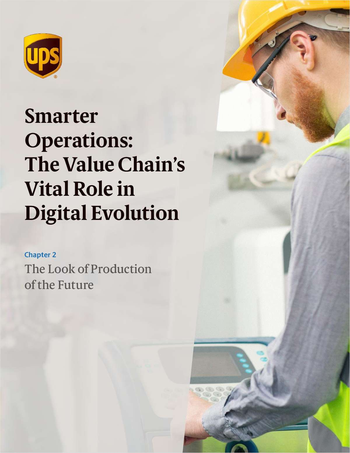 The Look of Production of the Future