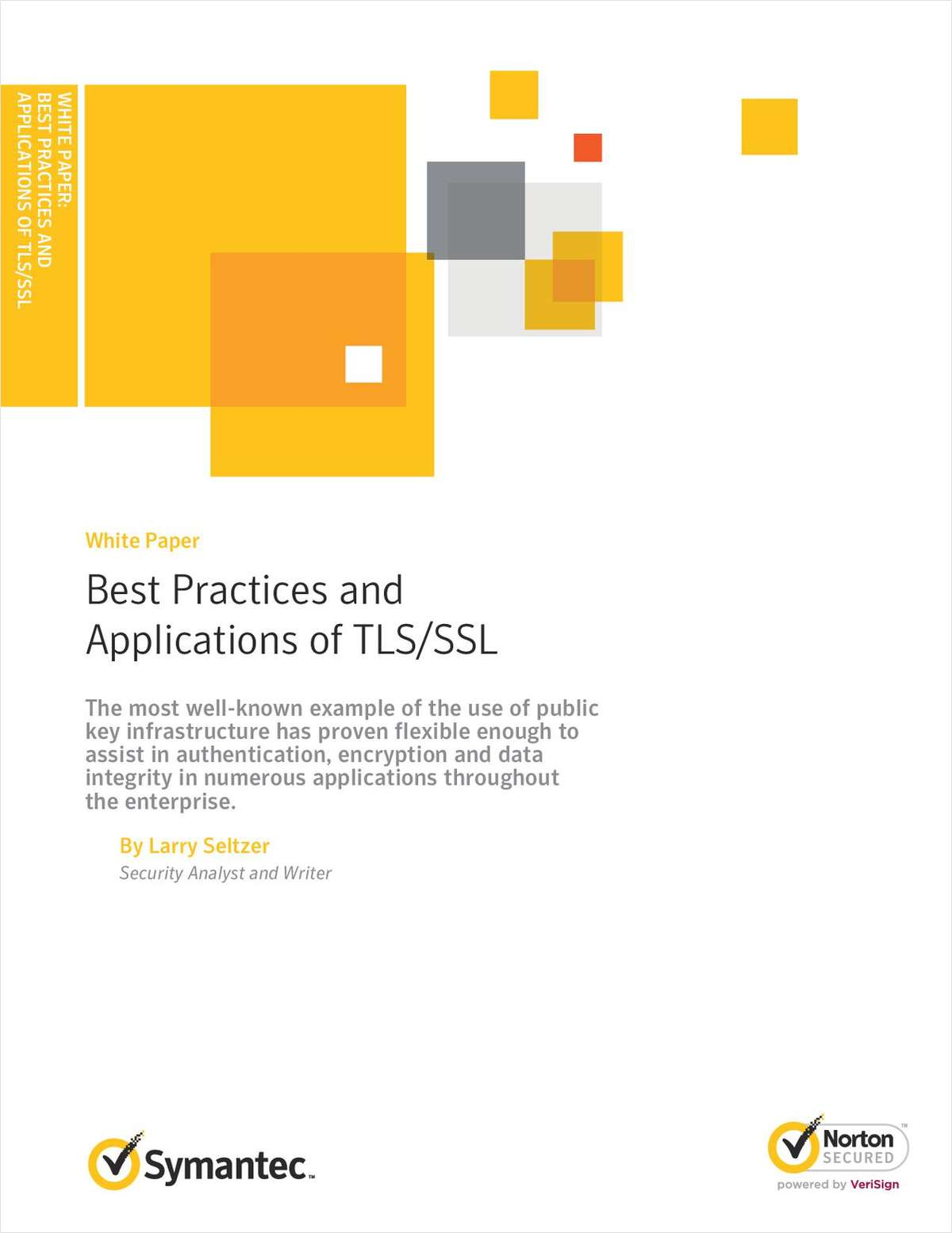 Best Practices and Applications of TLS/SSL