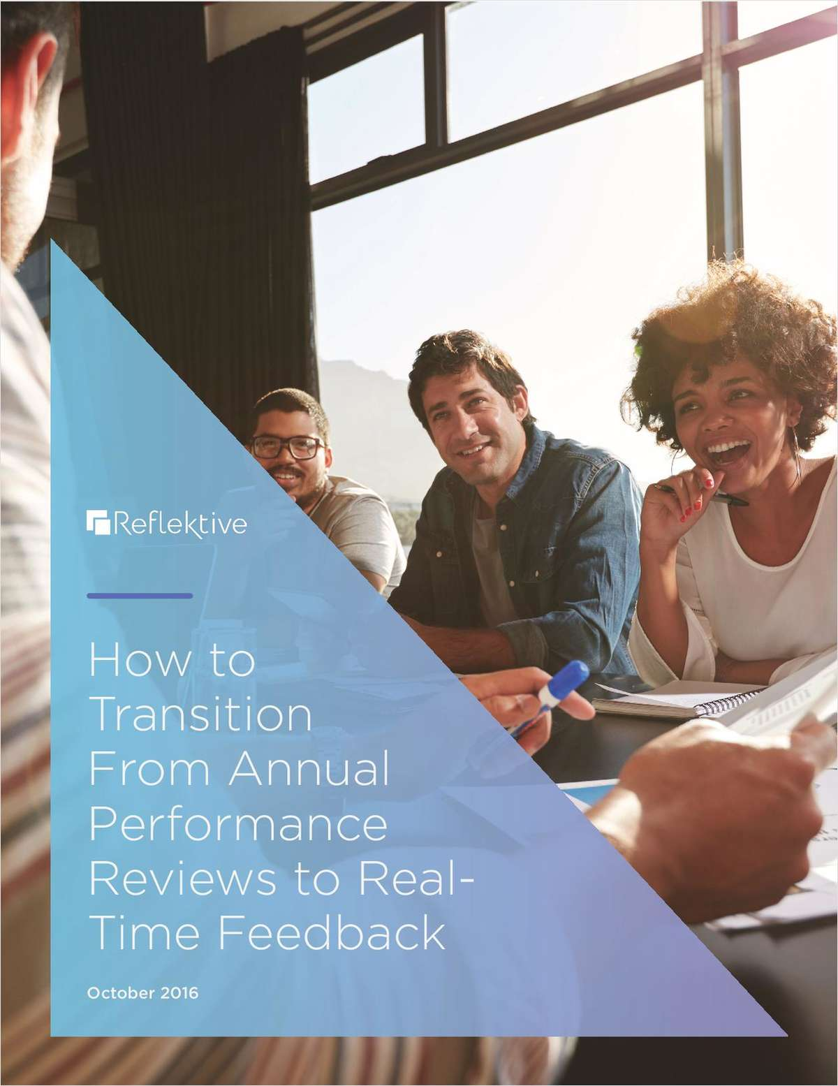 How to Transition Annual Reviews to Real-Time Feedback