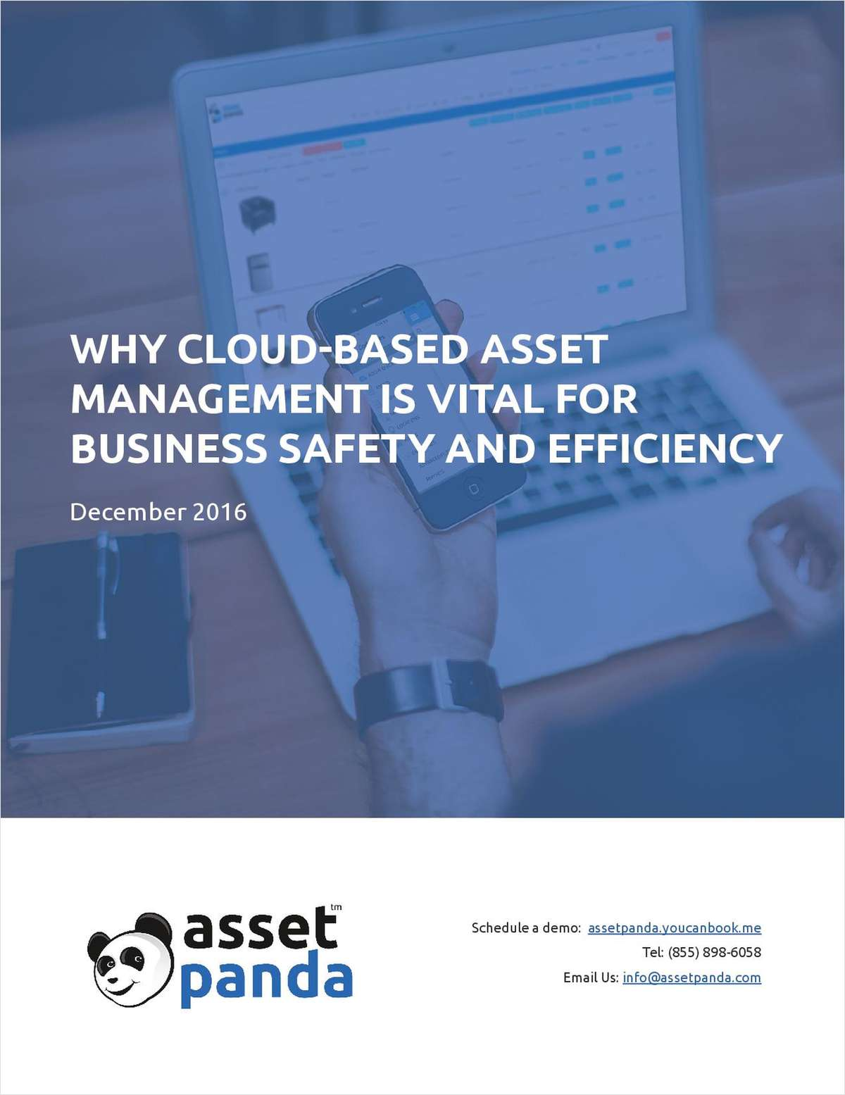 Why Cloud-Based Asset Management is Vital for Business Safety and Efficiency