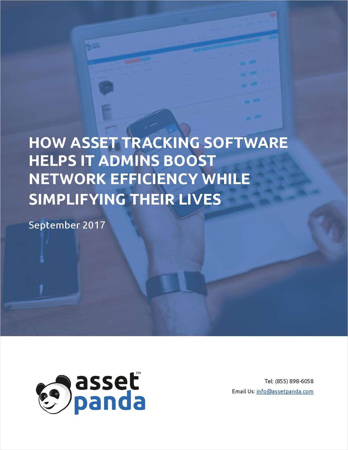 How Asset Tracking Software Helps IT Admins Boost Network Efficiency While Simplifying Their Lives