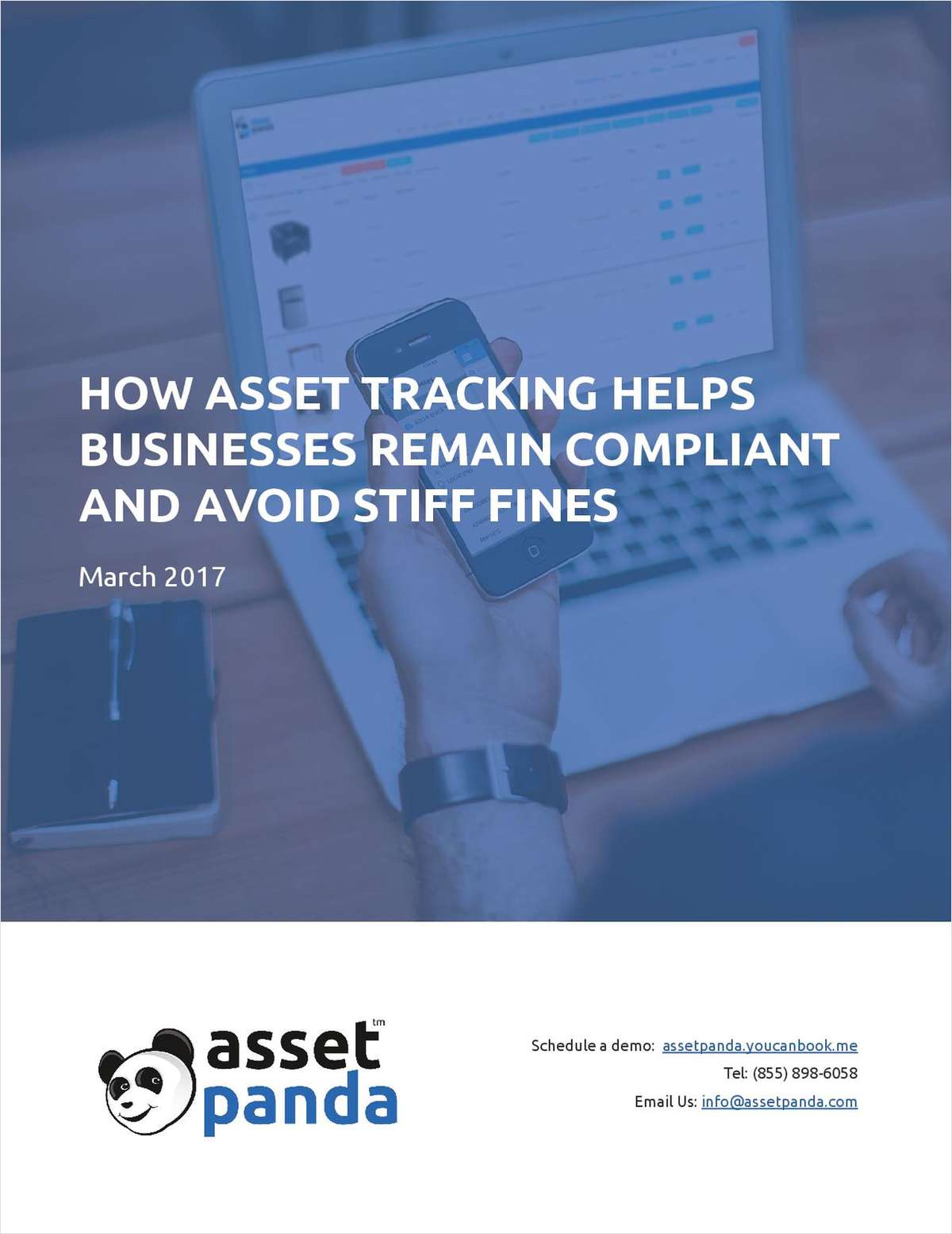How Asset Tracking Helps Businesses Remain Compliant and Avoid Stiff Fines
