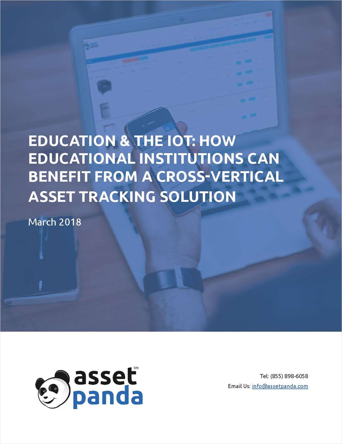 Education & The IoT: How educational institutions can benefit from a cross-vertical asset tracking solution