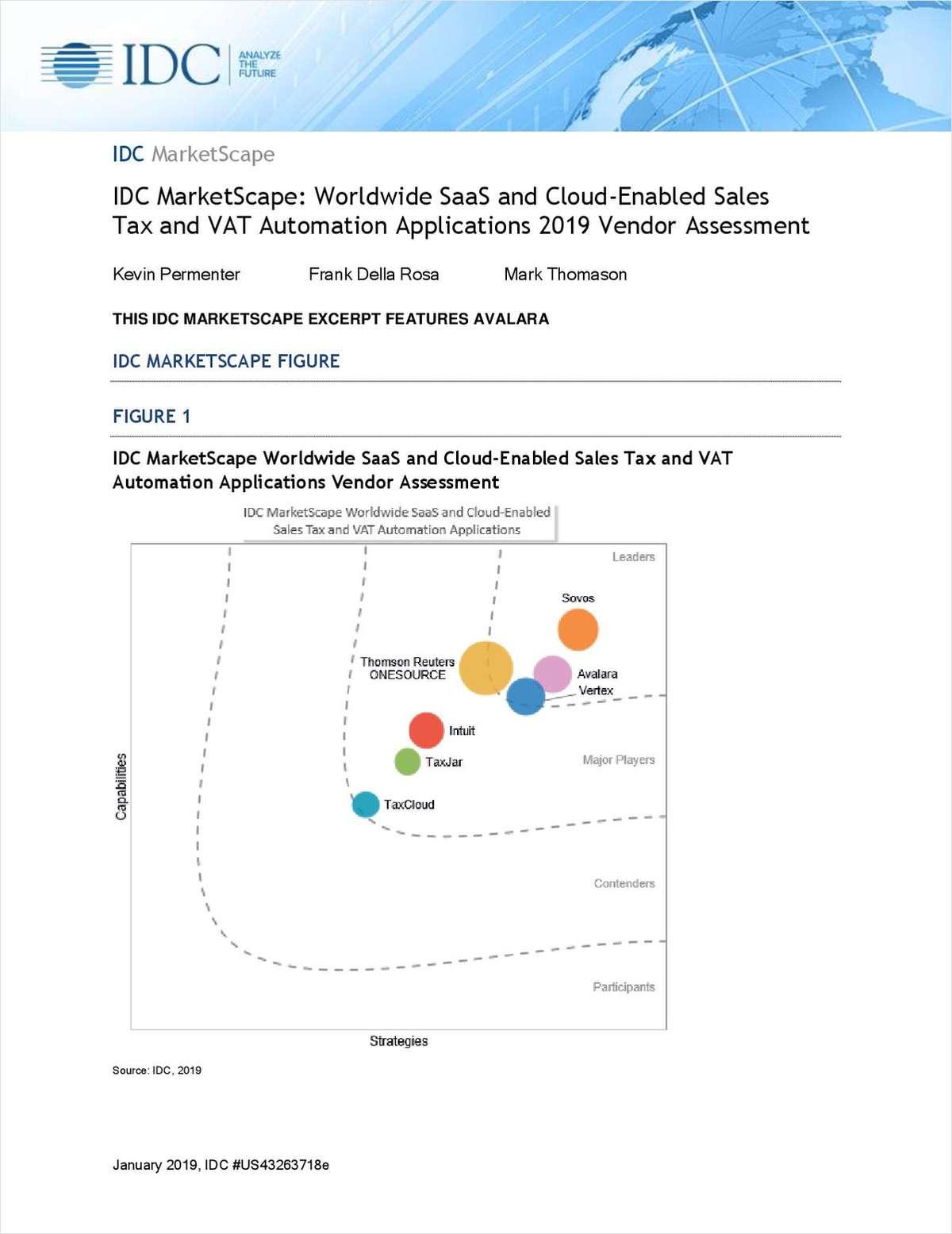 IDC MarketScape Report