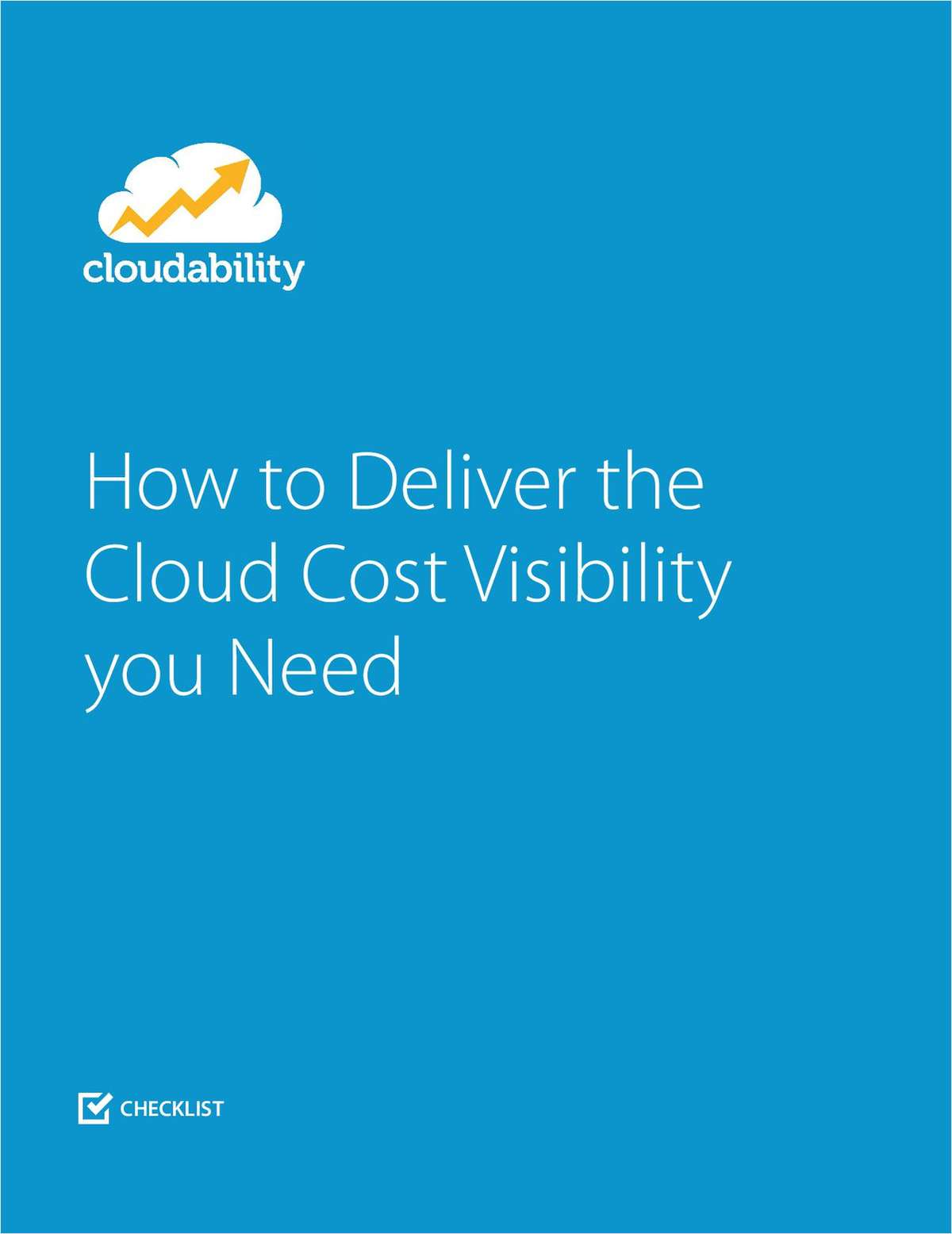 How to Deliver the Cloud Cost Visibility You Need