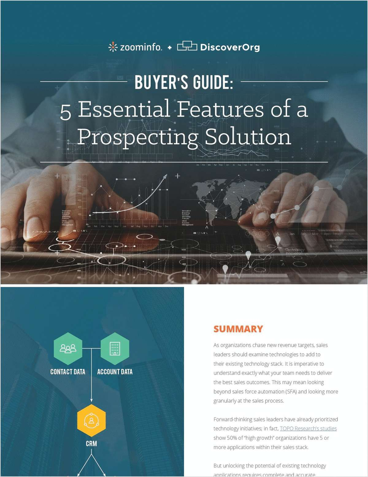 5 Essential Features of a Prospecting Solution