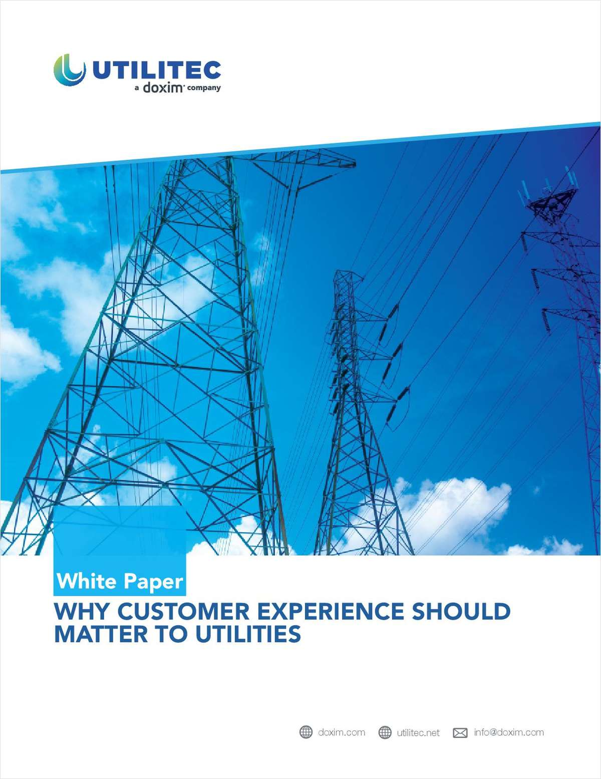 Why Customer Experience Should Matter to Utilities