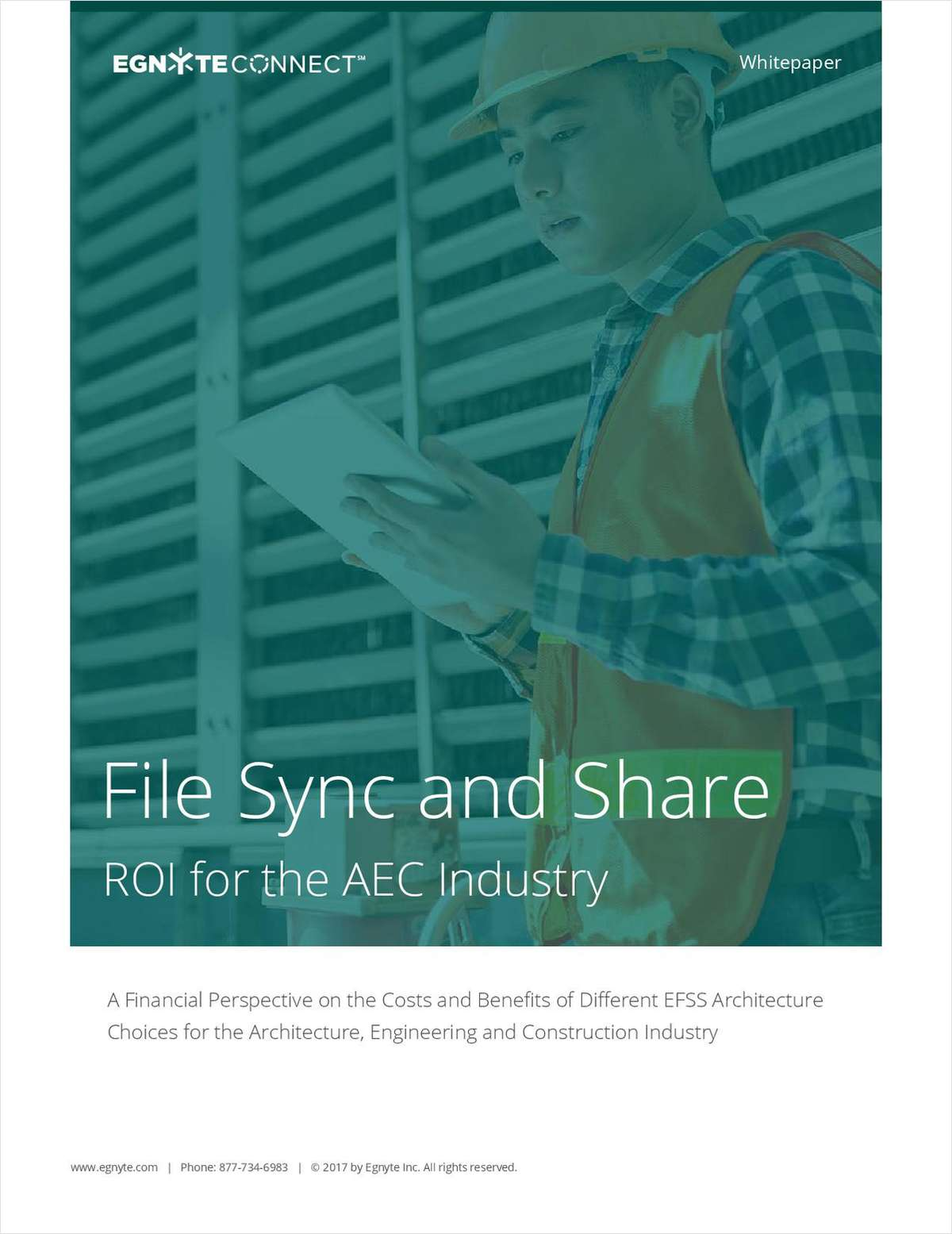 File Sync and Share: ROI for the AEC Industry