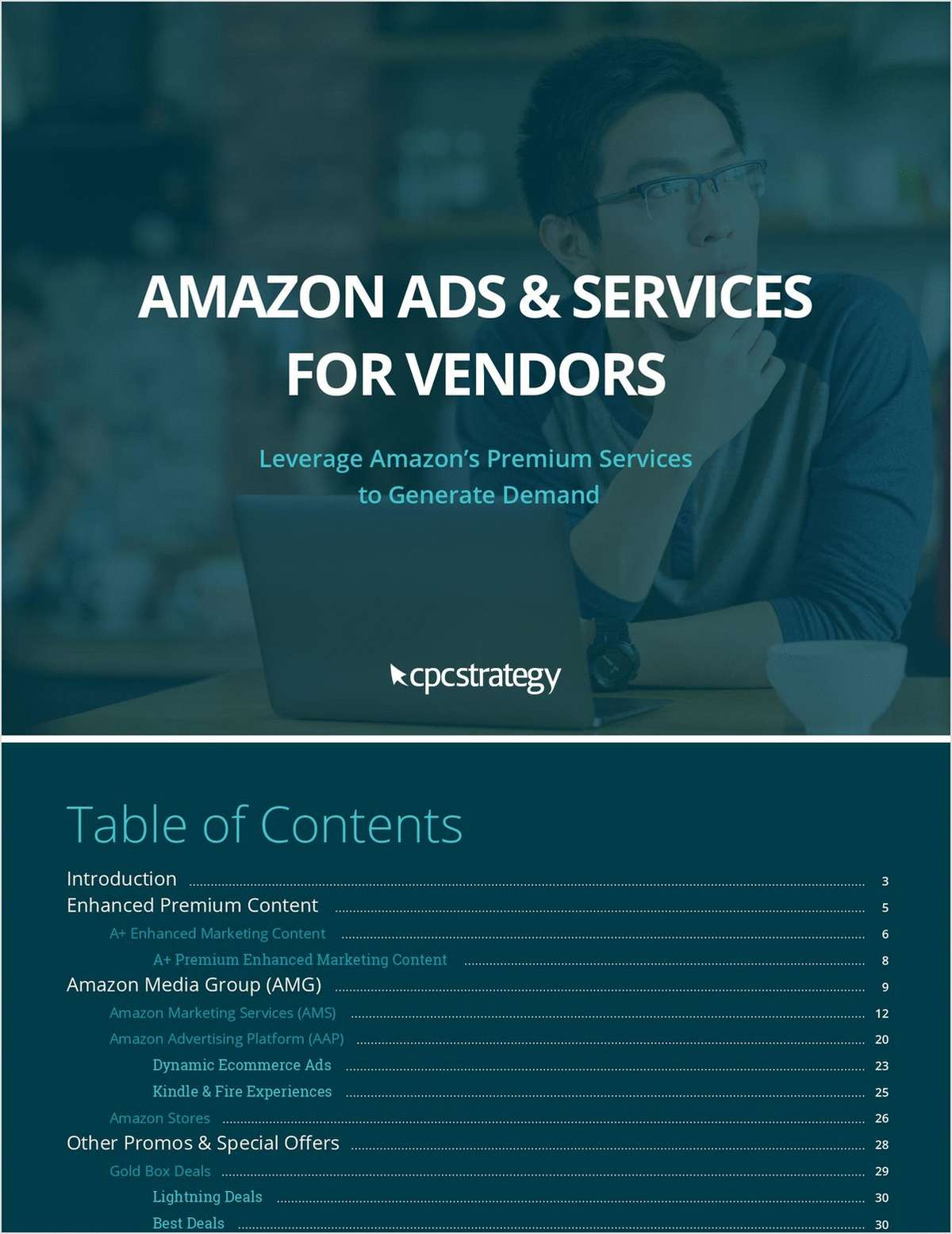 The Definitive Guide to Amazon Advertising & Premium Services