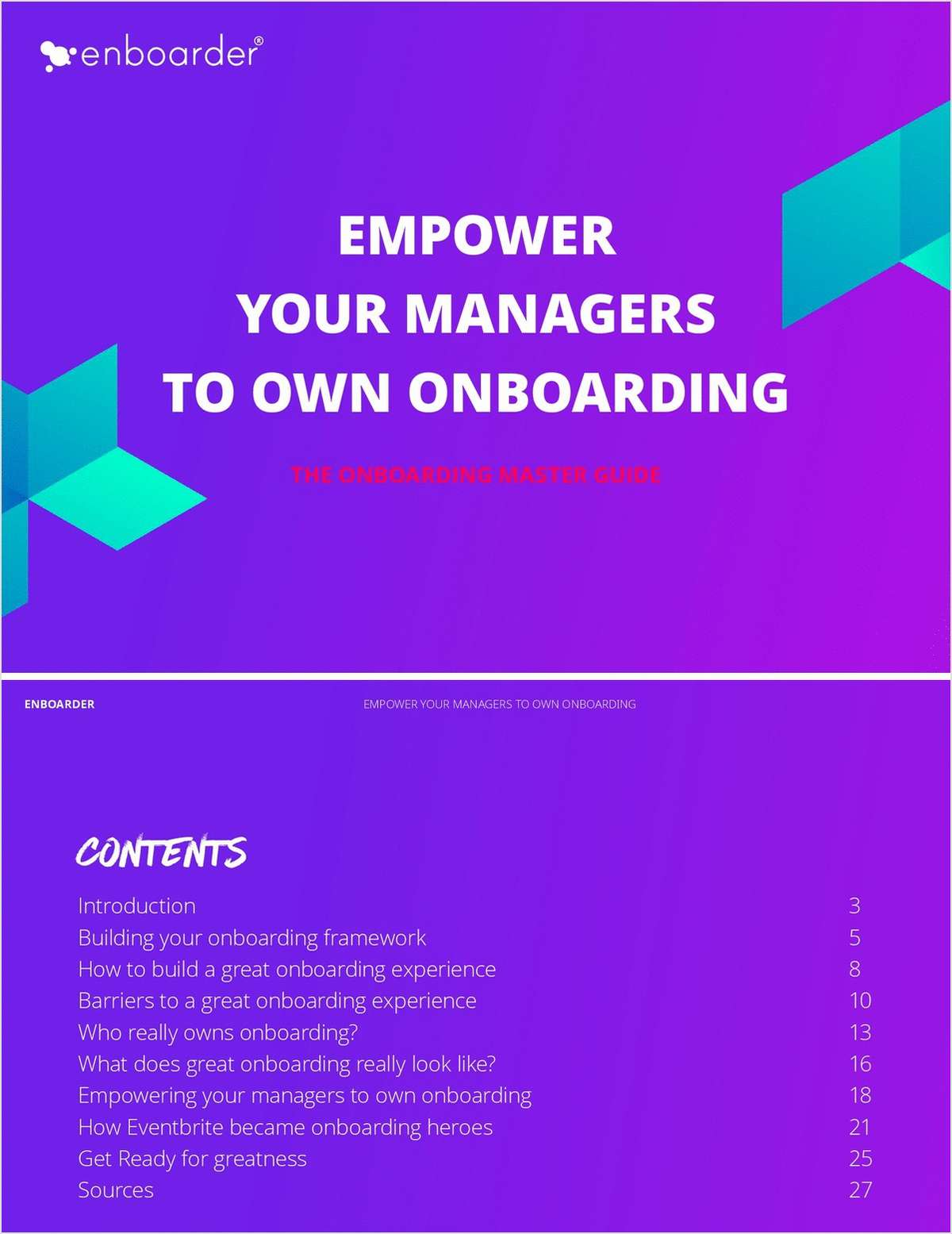 Empower Your Managers to Own Onboarding