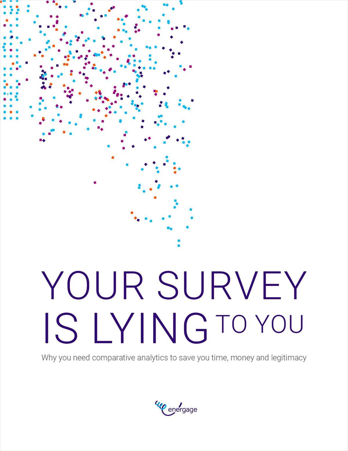 Your Employee Engagement Survey Is Lying to You