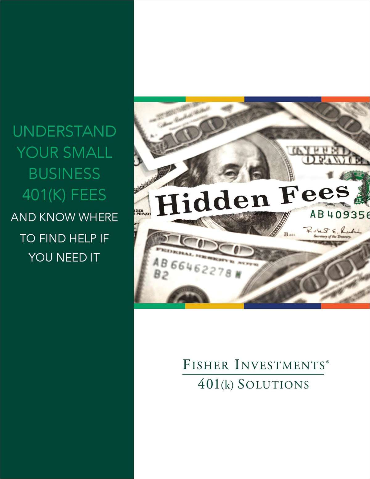 Understand Your Small Business 401(k) Fees