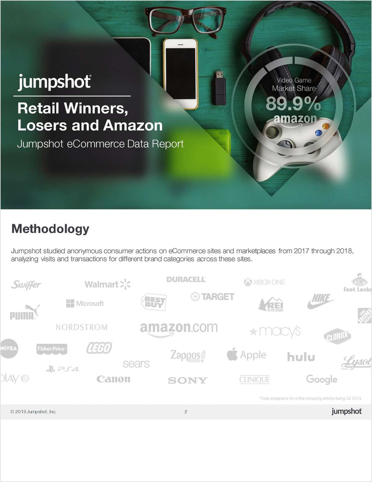 Retail Winners, Losers and Amazon: A Jumpshot eCommerce Data Report