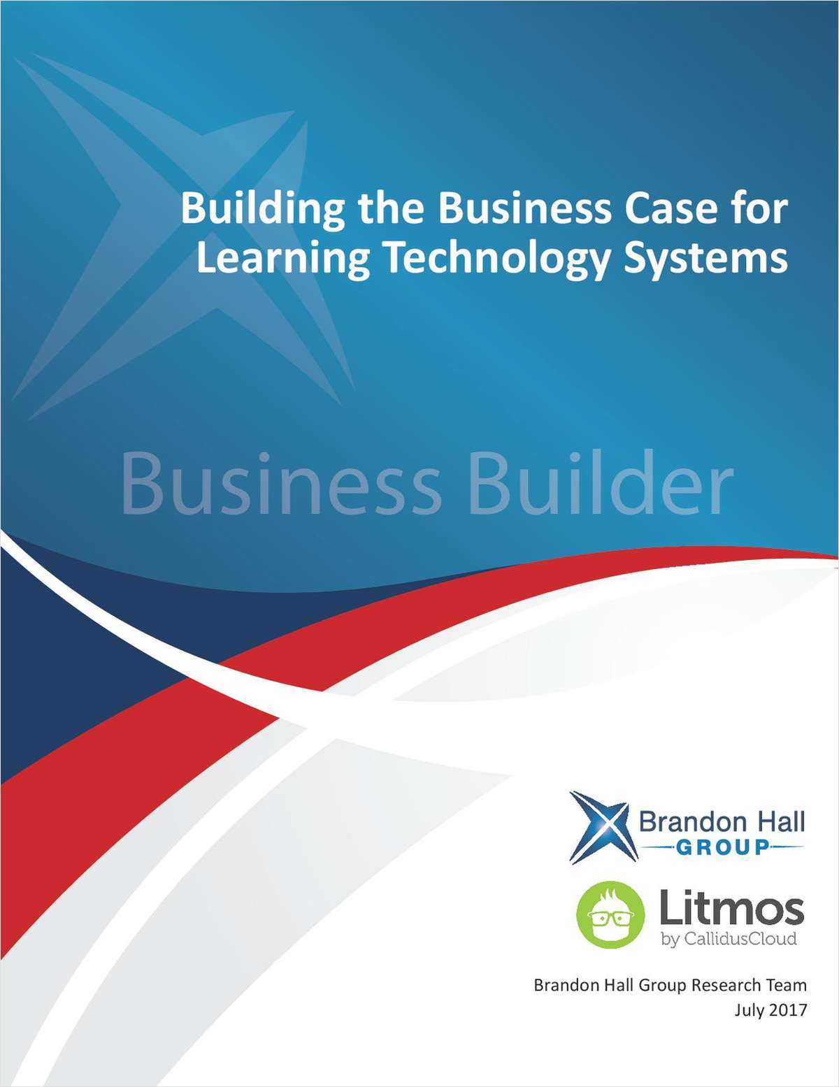 Building the Business Case for Learning Technology Systems
