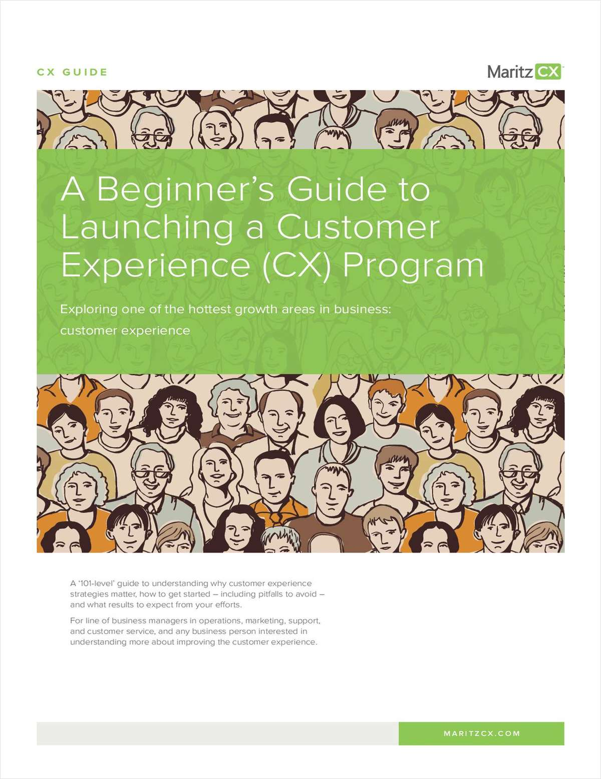 A Beginner's Guide to Launching a Customer Experience (CX) Program