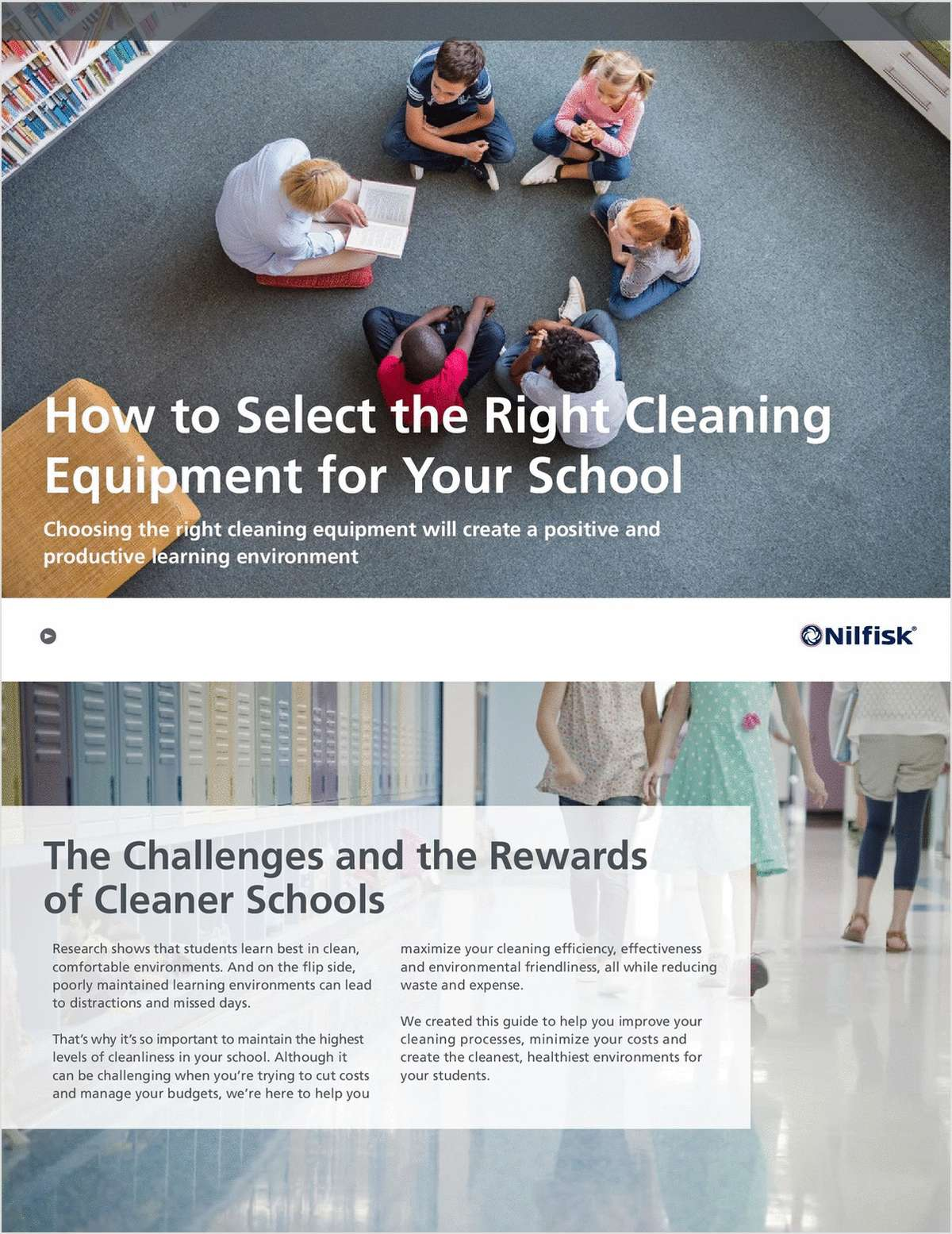 Steps to Selecting the Right Cleaning Equipment for Your School