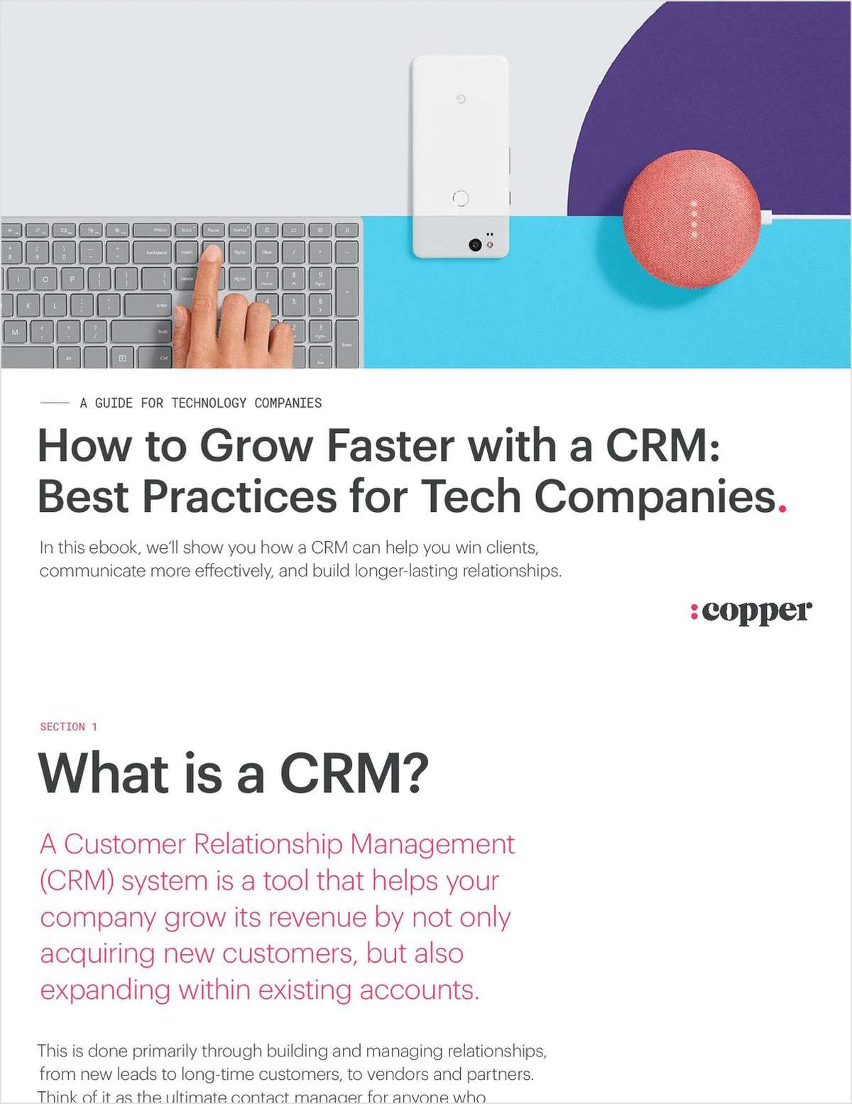 CRM Best Practices for Tech Companies