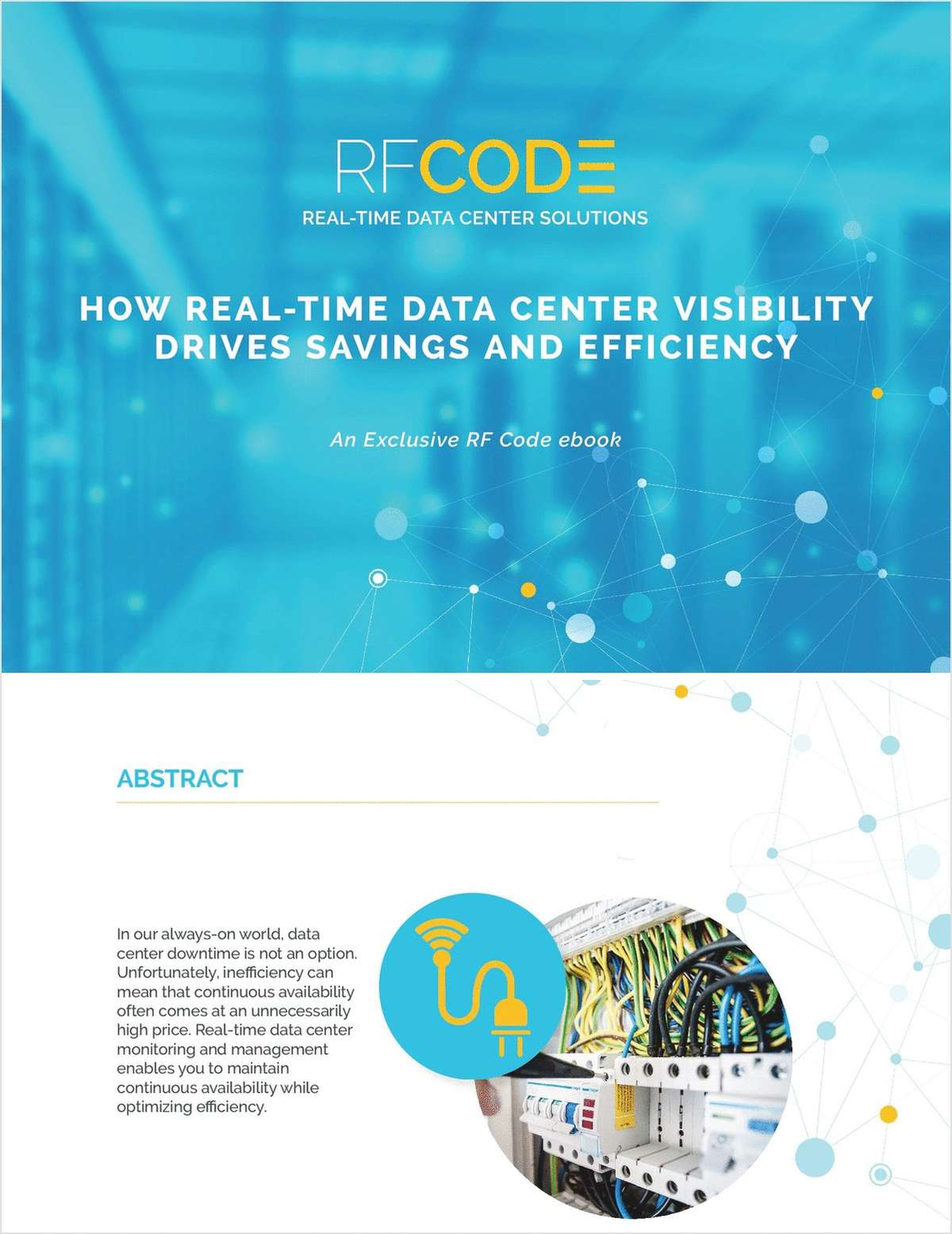 How Real-Time Data Center Visibility Drives Savings and Efficiency