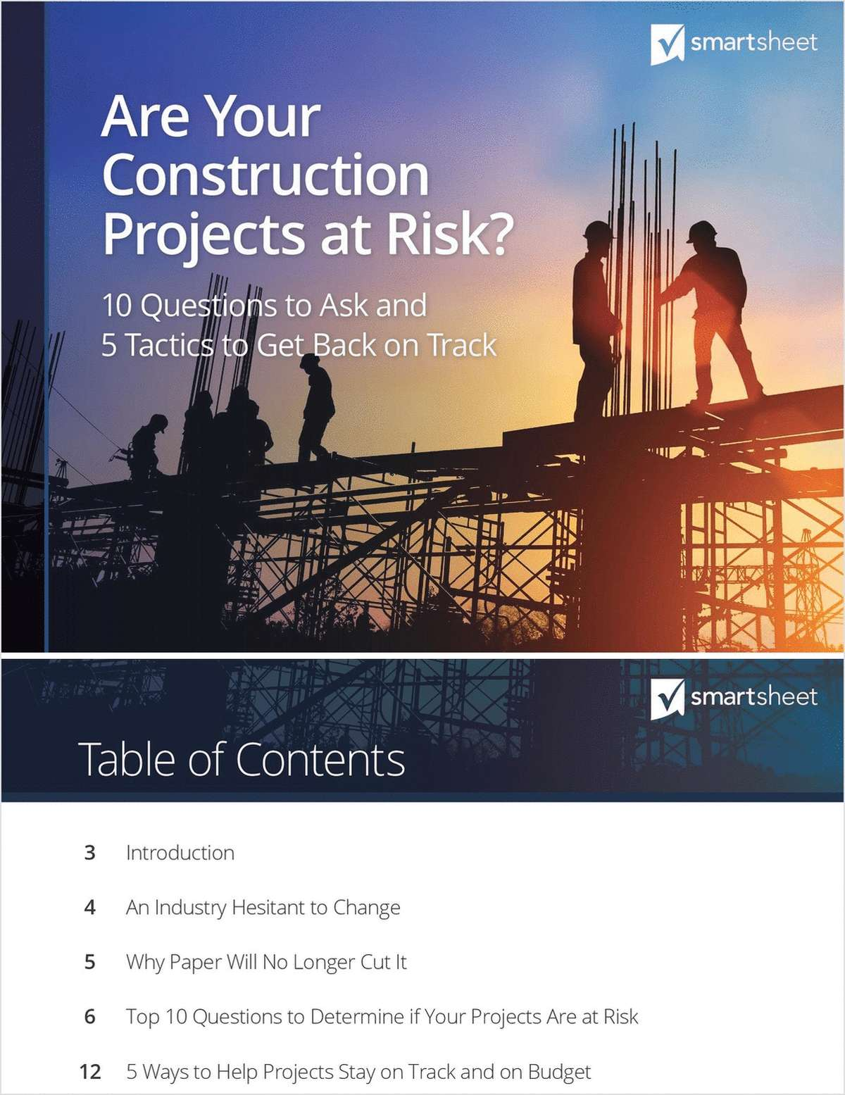 Are Your Construction Projects at Risk?