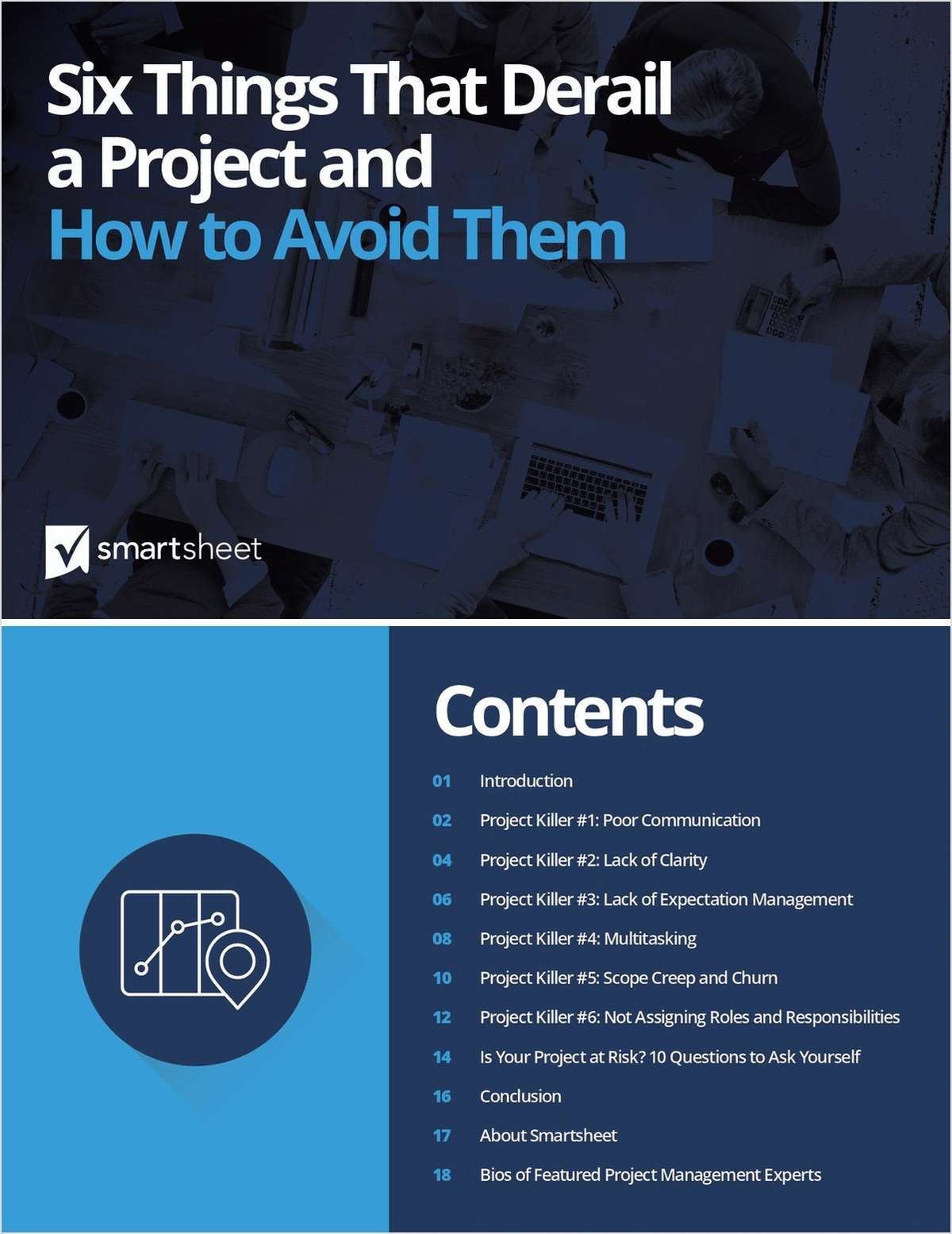 Six Things That Derail a Project and How to Avoid Them