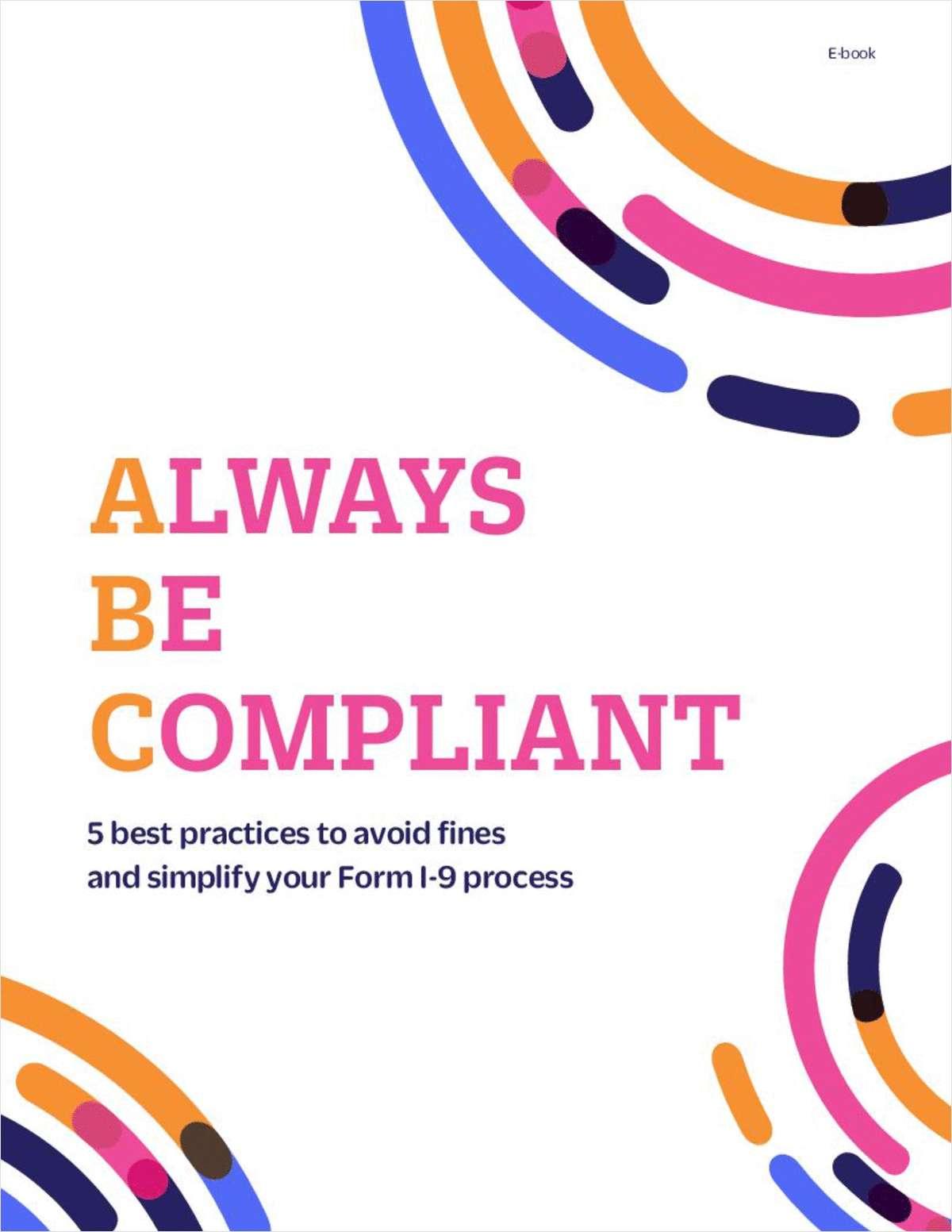 ABC: Always Be Compliant
