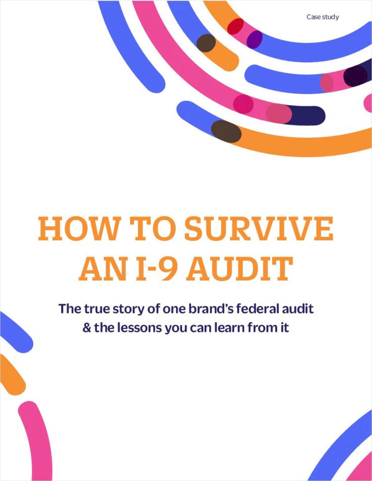 How to Survive an I-9 Audit